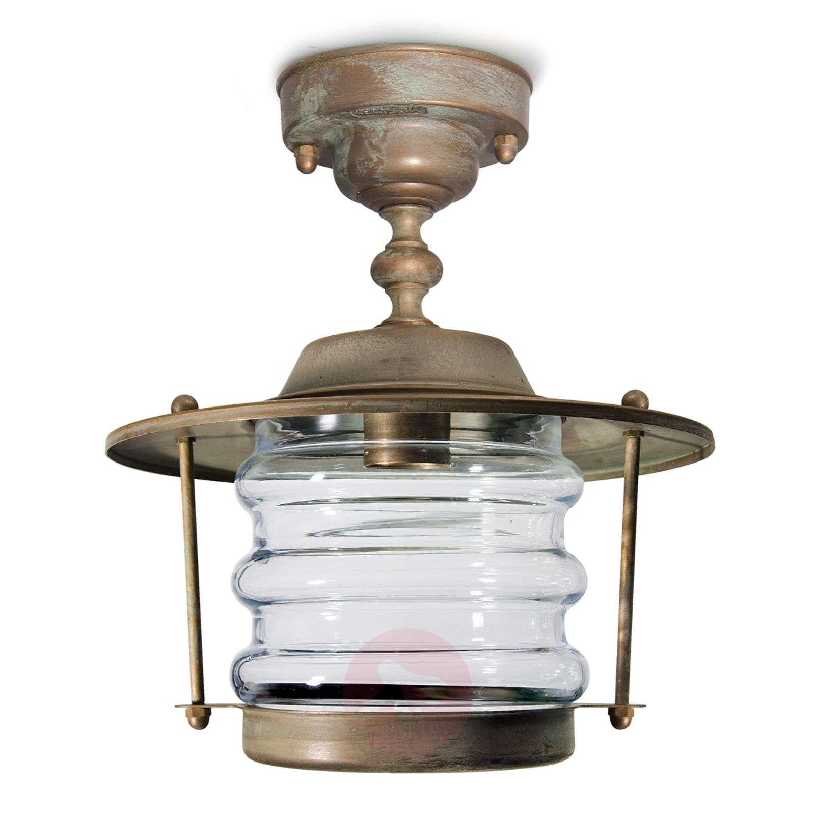 Outdoor ceiling light Adessora seawater-res.-6515256-01