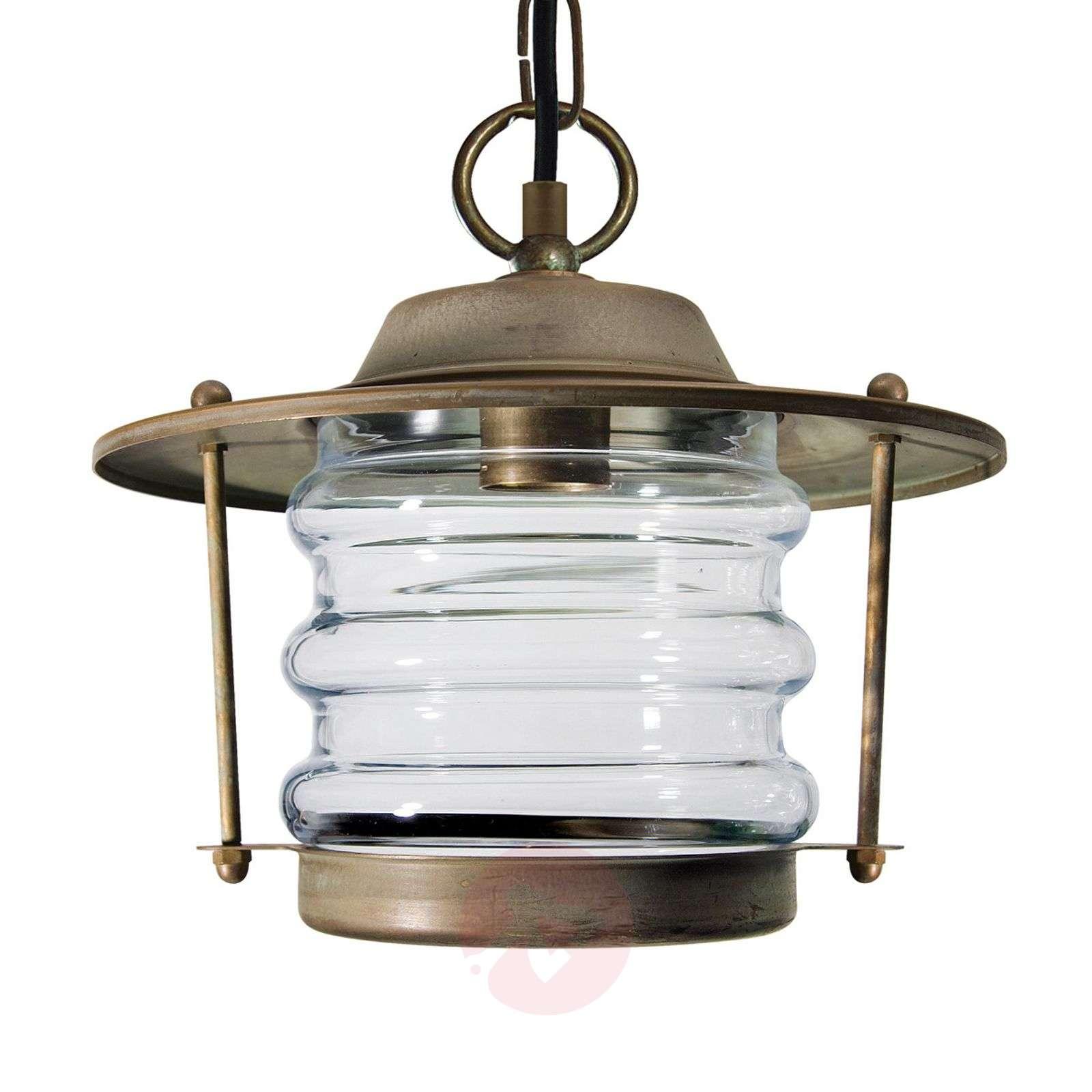 Outdoor hanging light Adessora seawater-res.-6515257-01