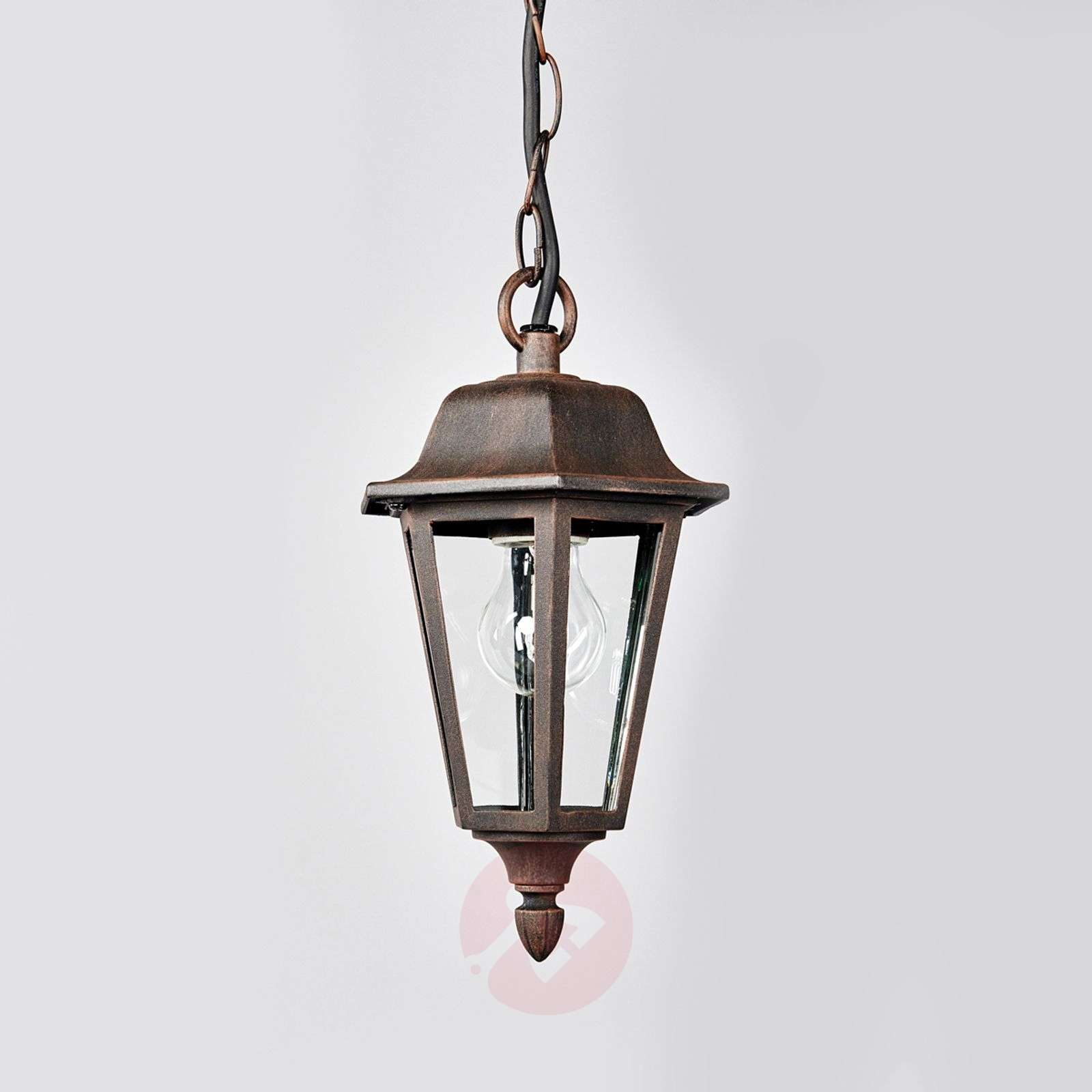 Outdoor hanging light Lamina in lantern form-9630056-01