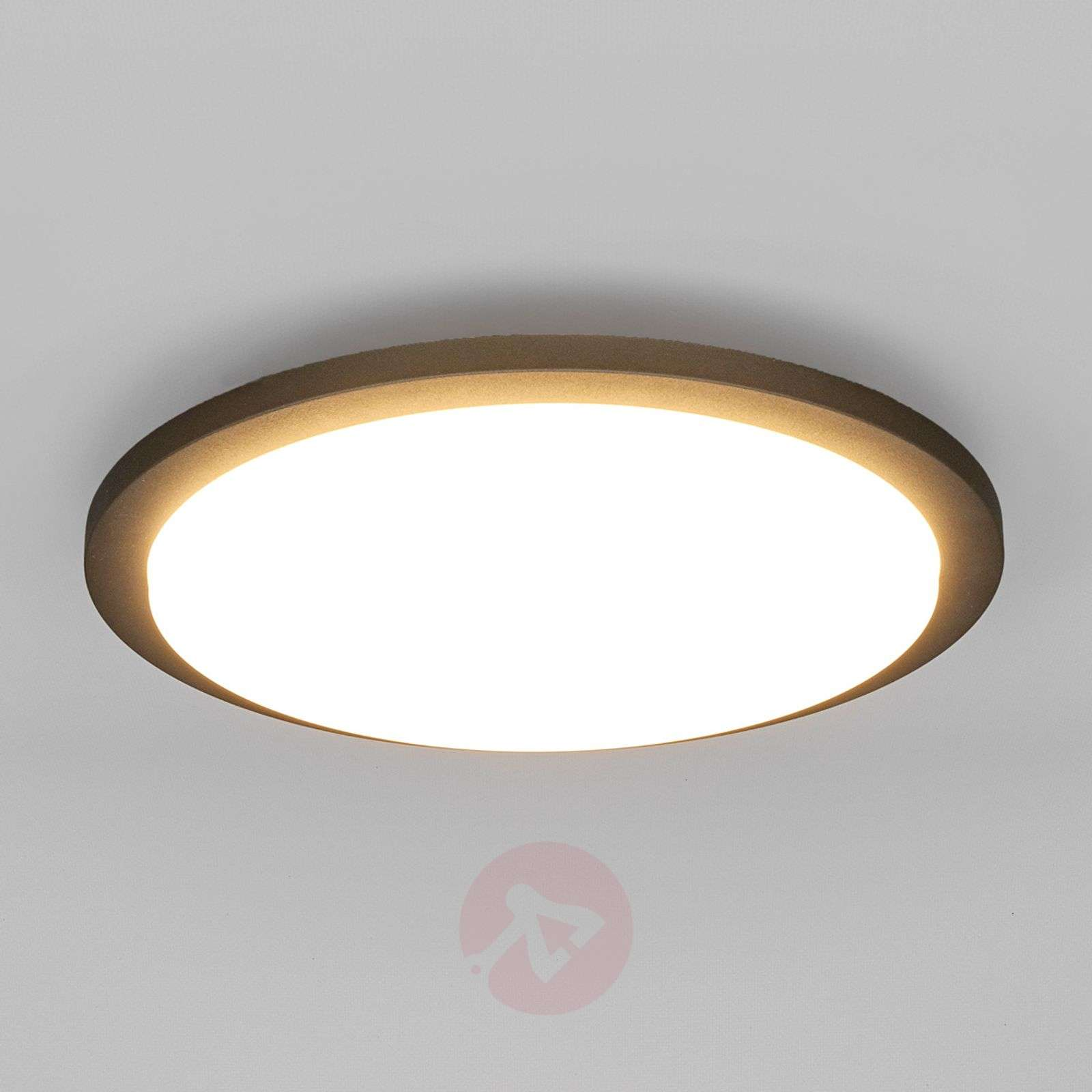 Outdoor led ceiling light benton lights mozeypictures Image collections