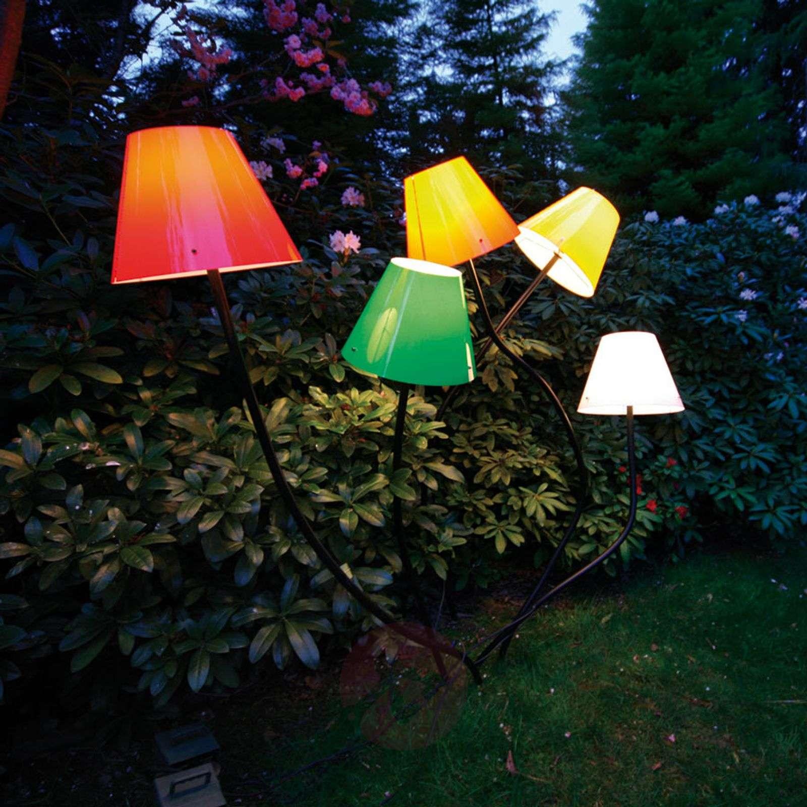 Outdoor light Octopus Outdoor, no lampshade-9020041X-01