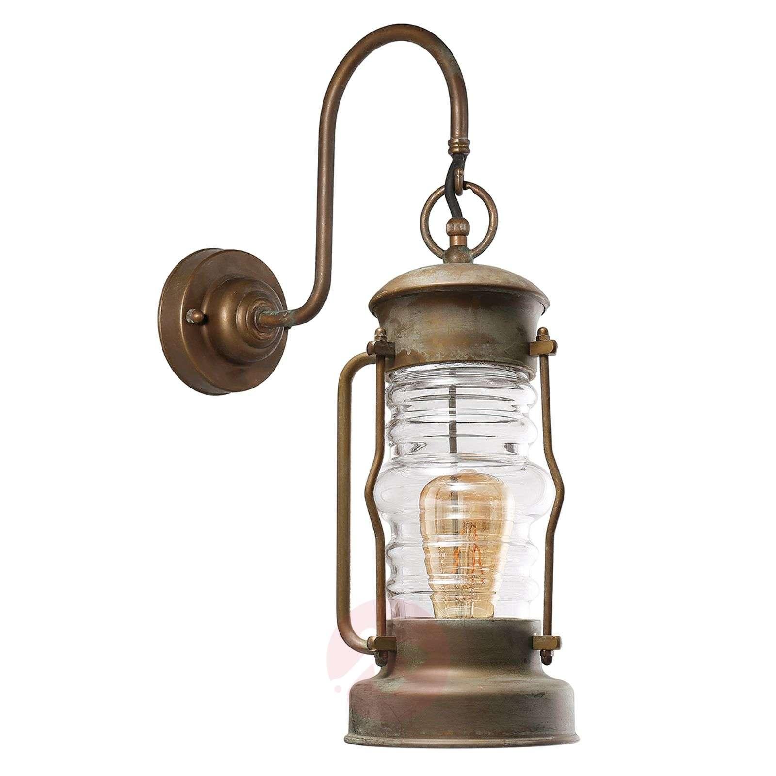 Outdoor wall lamp Antiko seawater-resistant-6515351-01