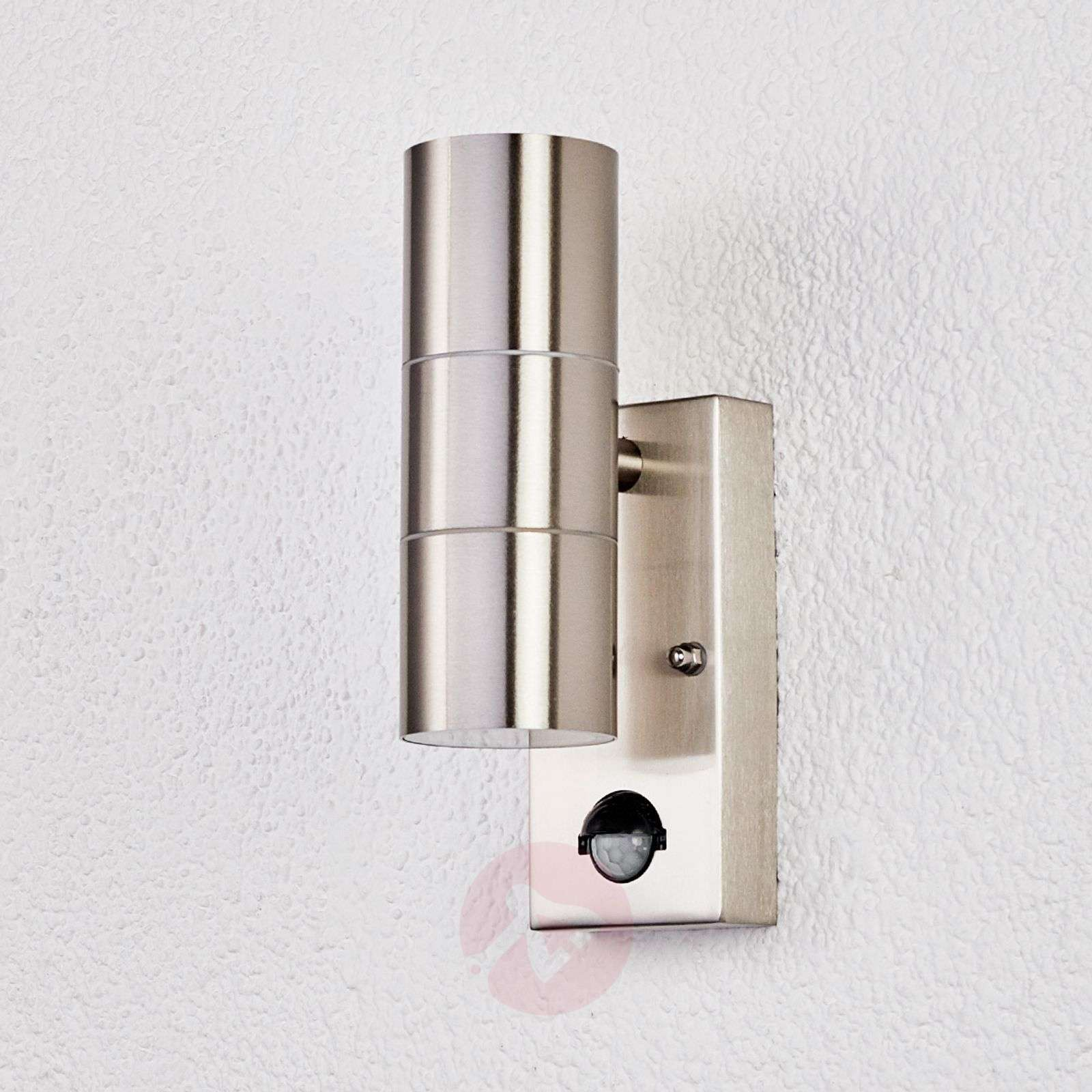 Outdoor wall light Eyrin with motion detector-9647040-01