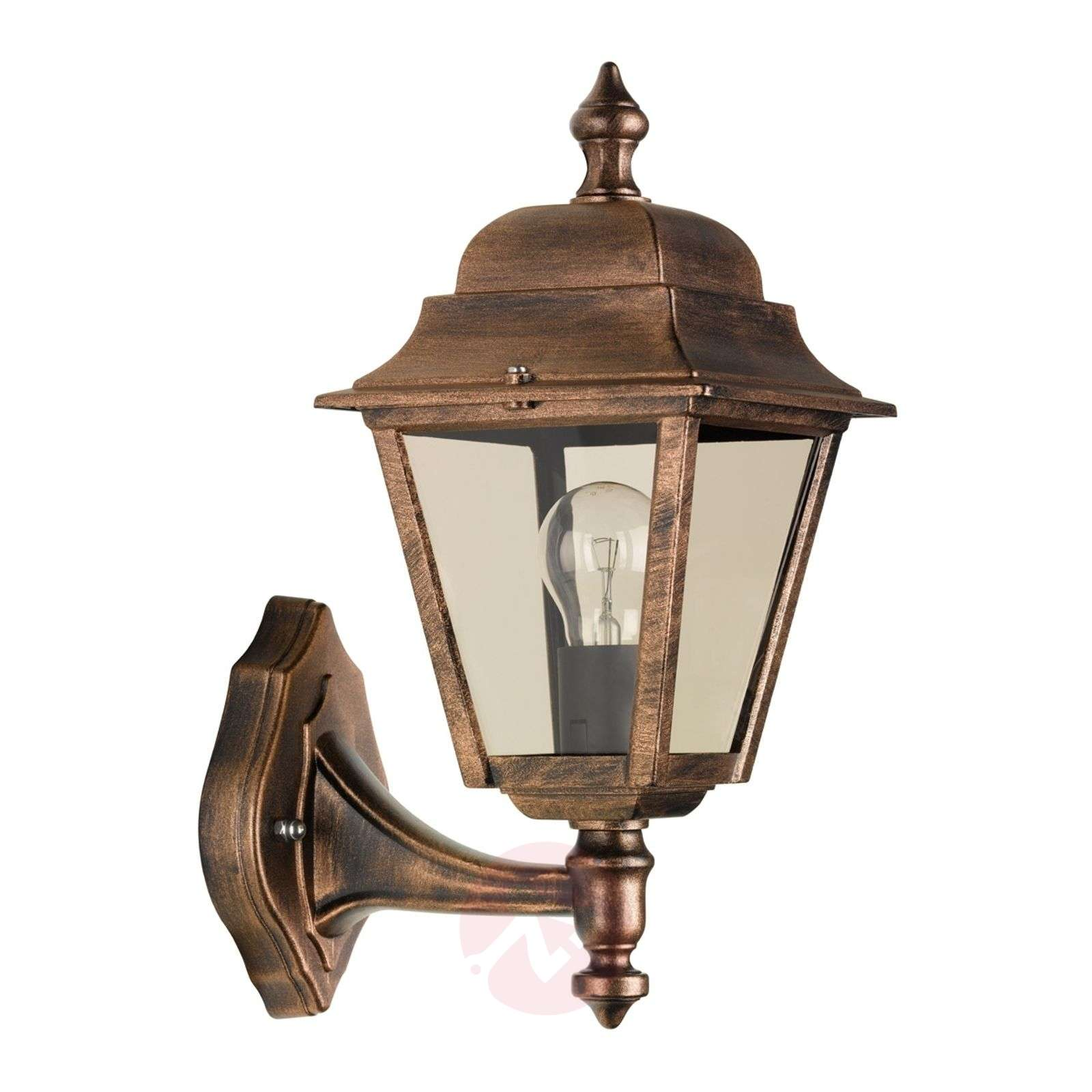 Outdoor wall light Toulouse, upright-6068035-01