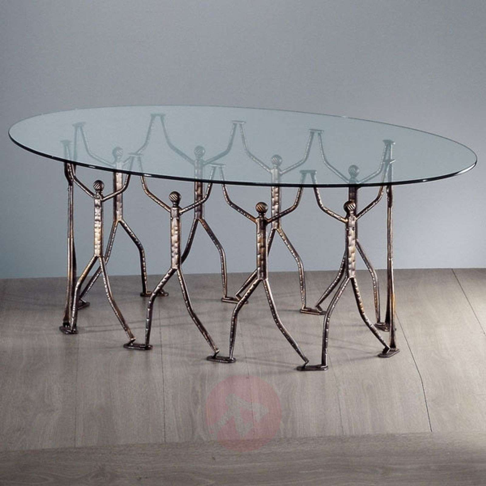 Oval table Ethno, 110x80cm-5505341-01