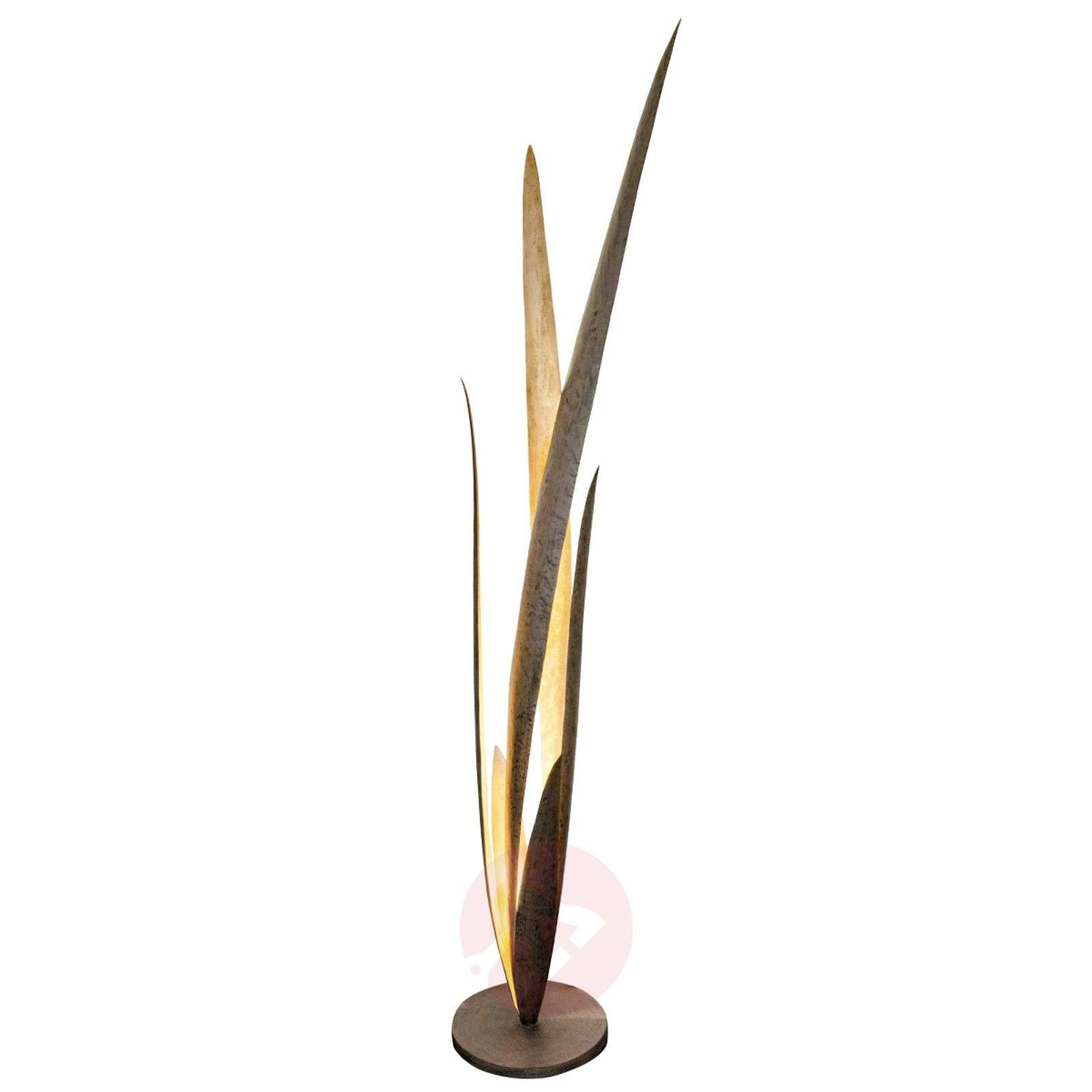 Palustre an ornamental floor lamp-4512501-01