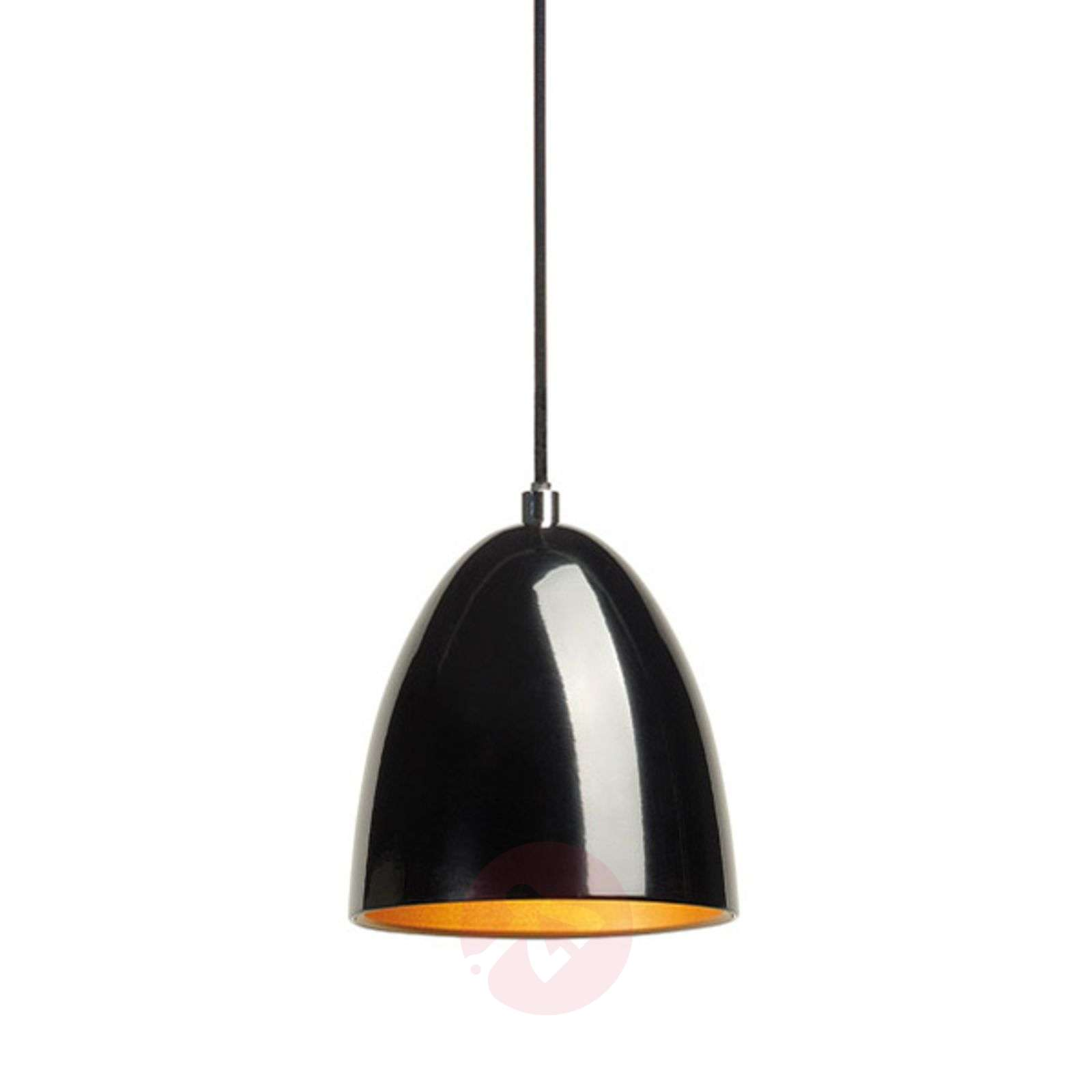 cone pendant fitting ceiling slv intalite light black para