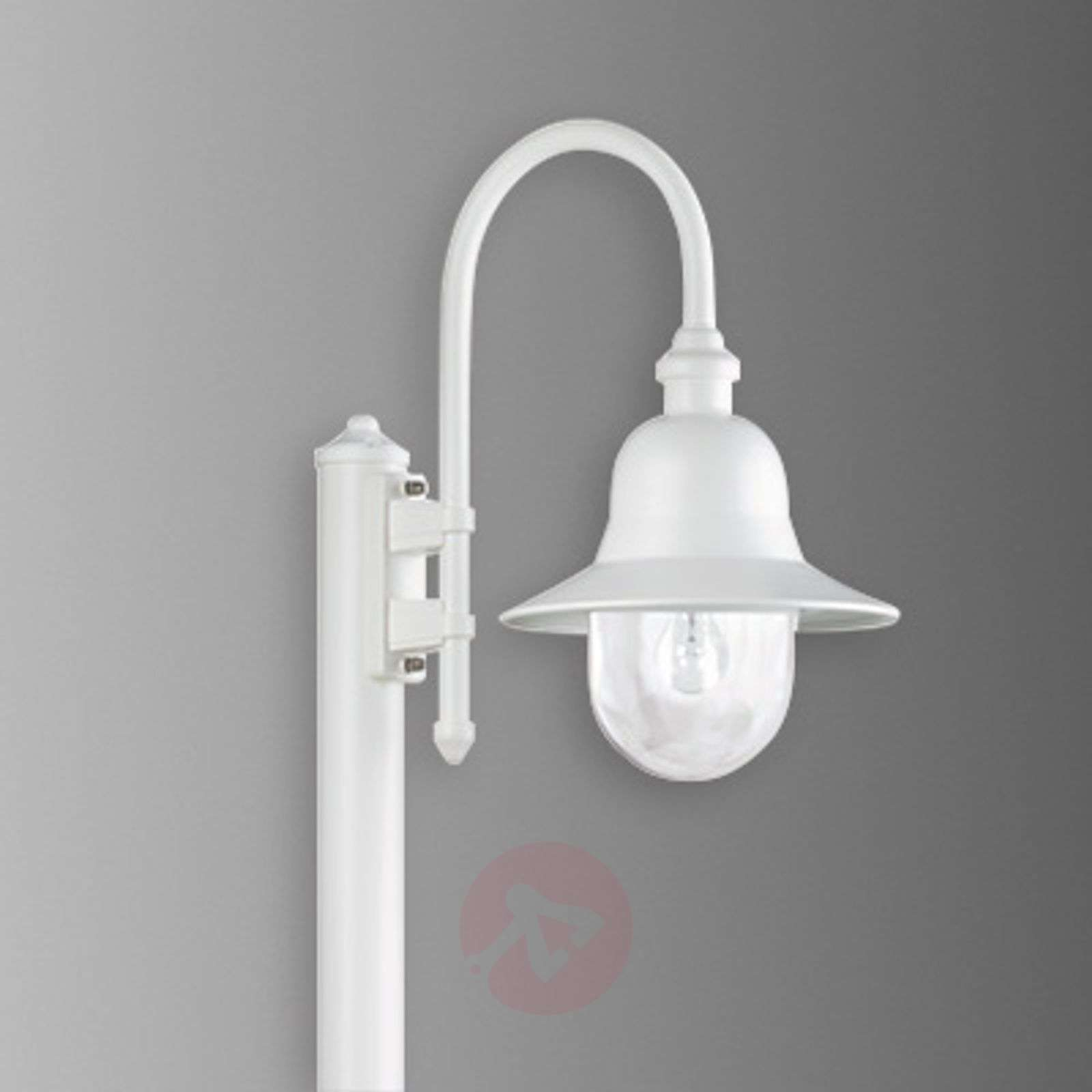 Path lamp Nios white-6068081-02