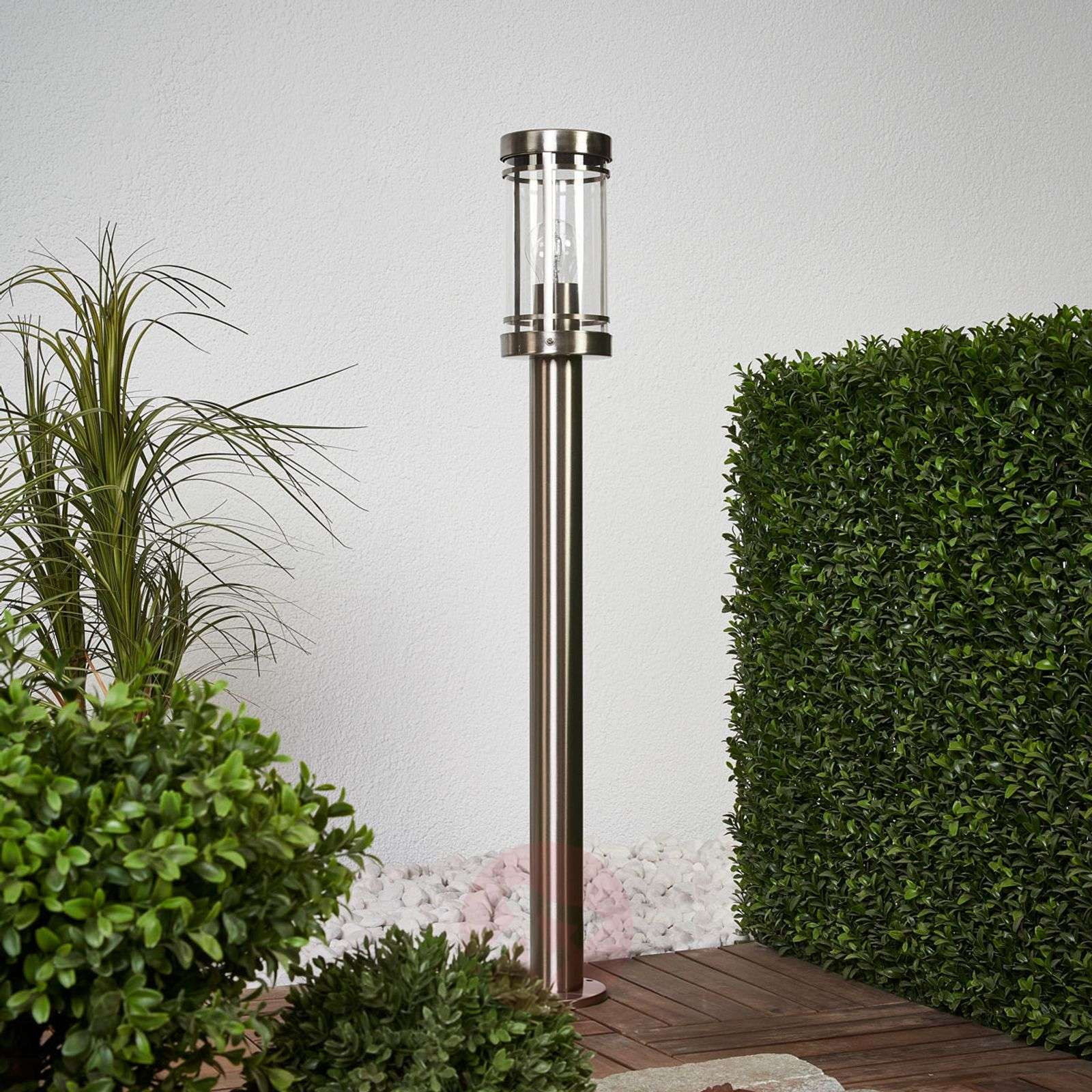 Path light Djori made of stainless steel-9977035-02