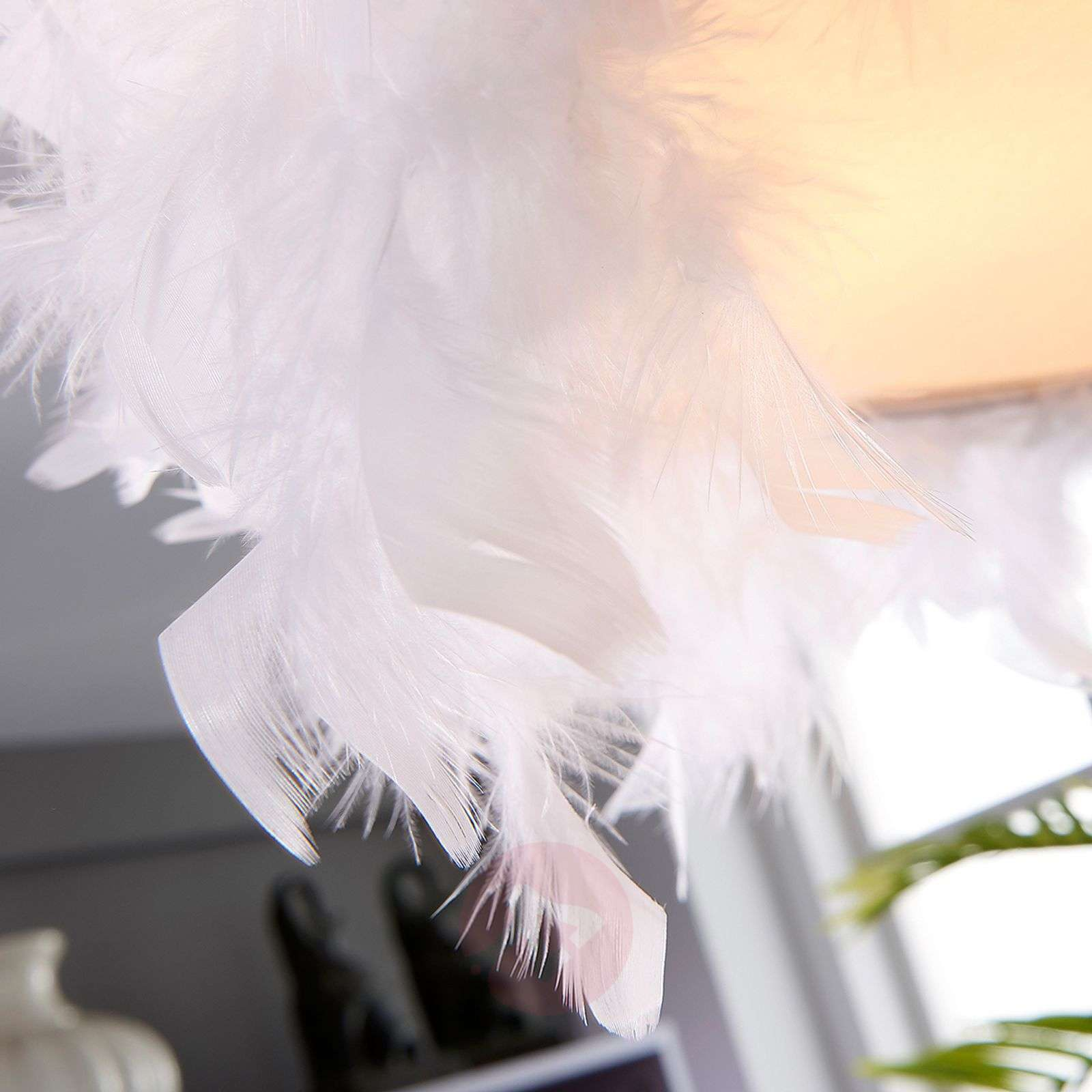 Pauline ceiling light with duck feathers-9620865-03