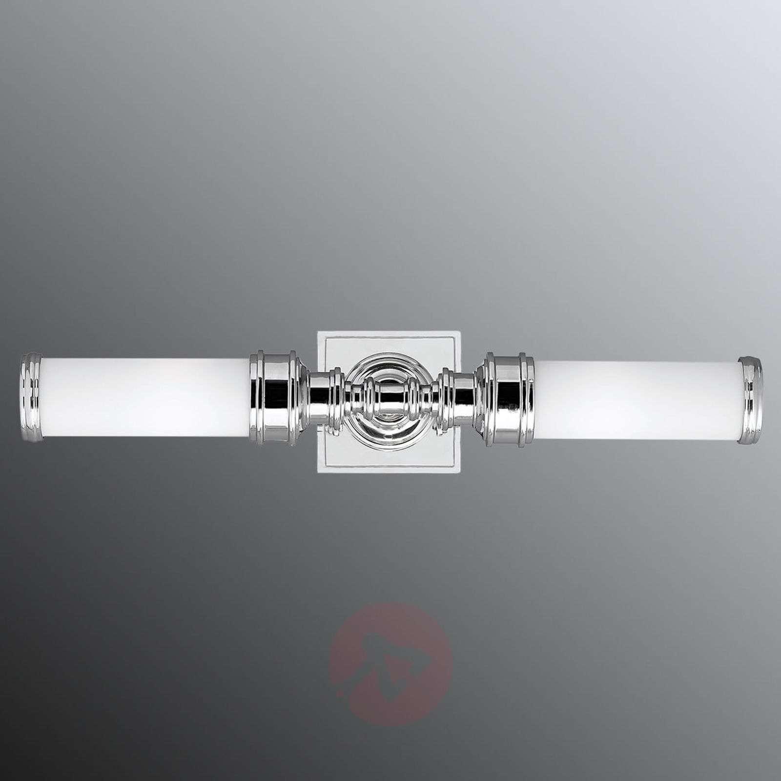 Payne Ornate wall light for moisture-prone rooms-3048652-01