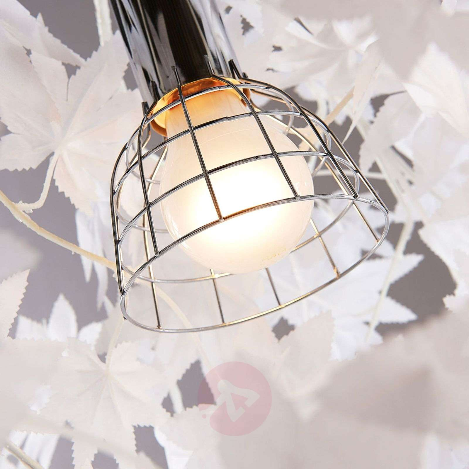 Pendant lamp Maple with leaf design-9621123-02