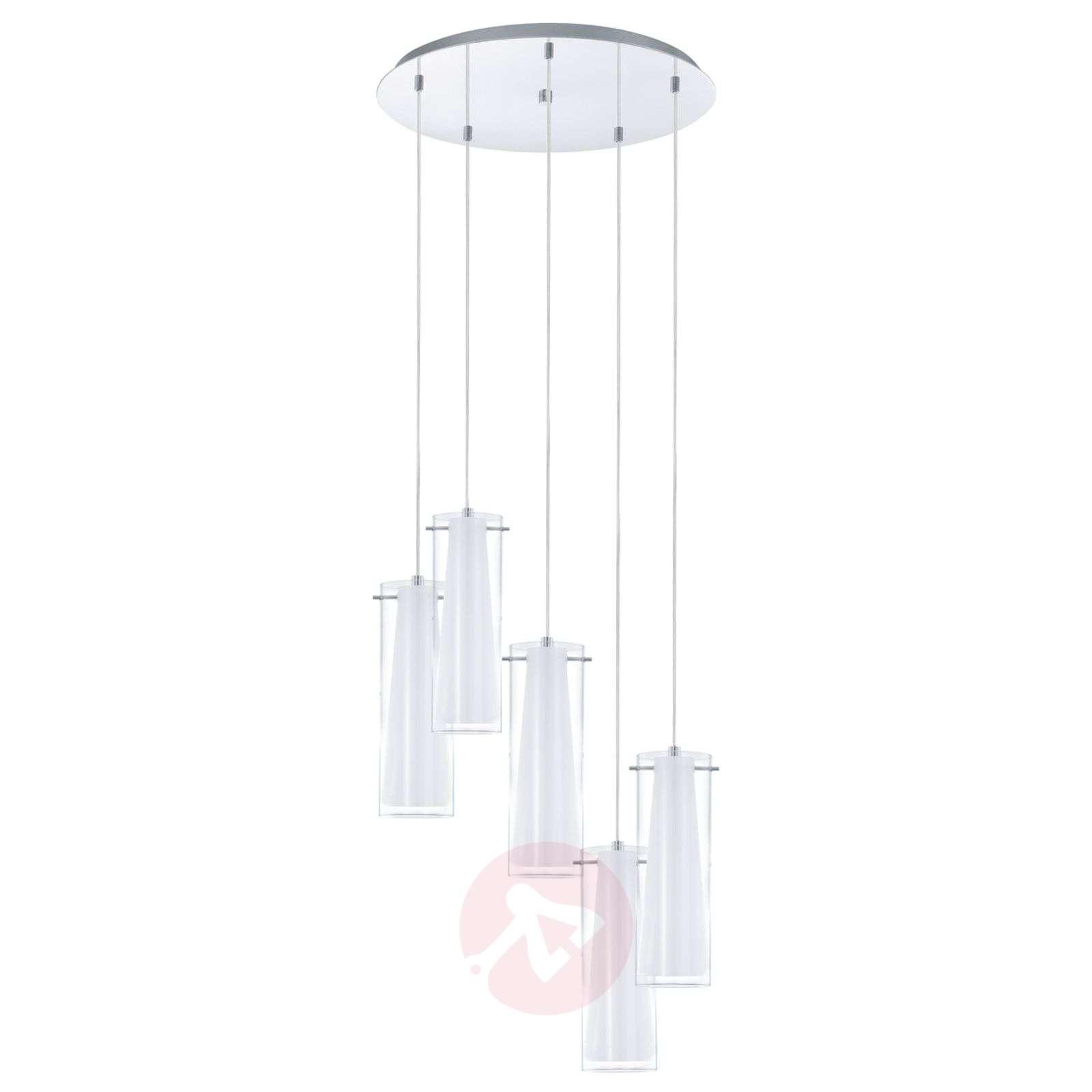 Pendant lamp Pinto 5 Lamp-3031515-02