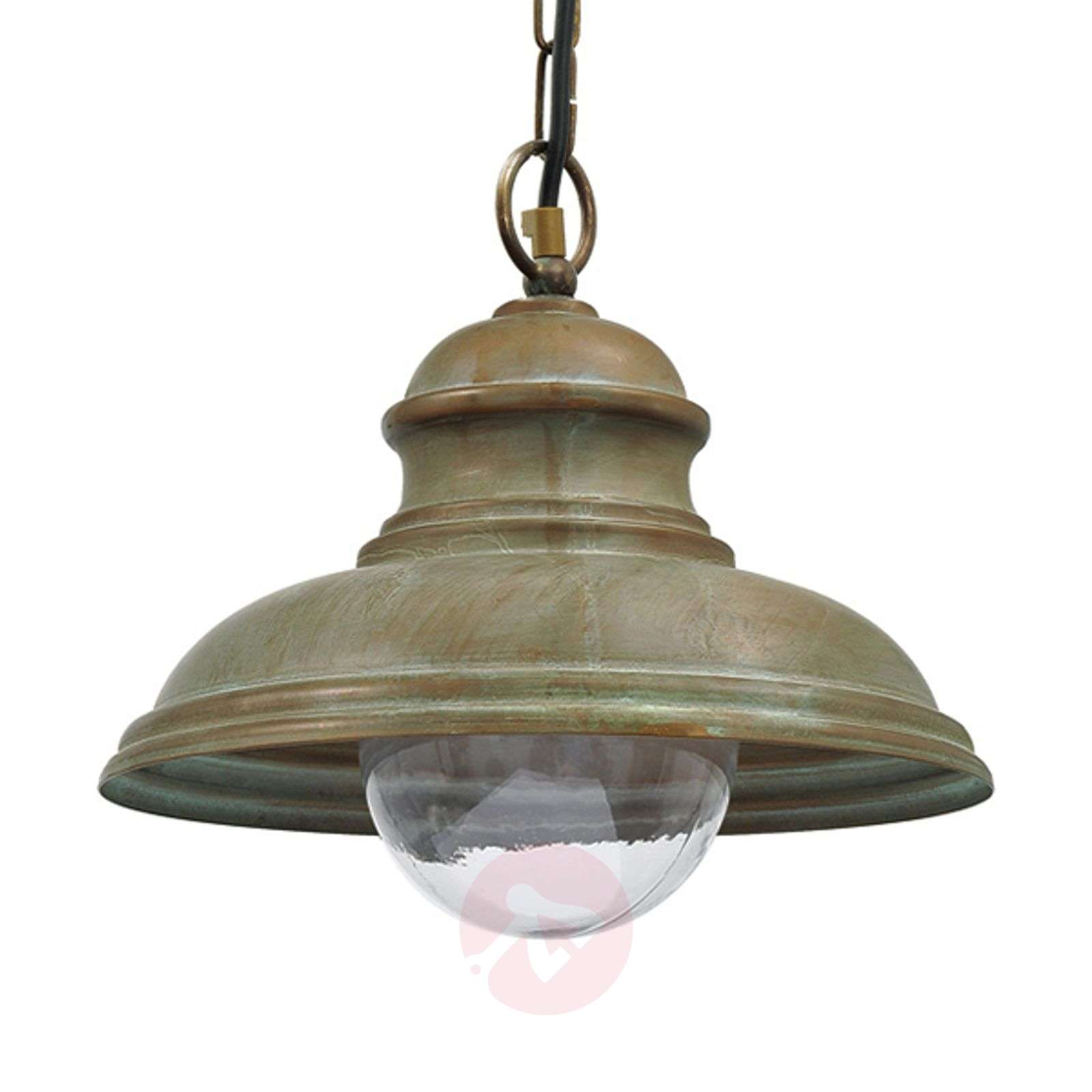 Pendant lamp Riccardo, seawater resistant, Ø 89 cm-6515356-01