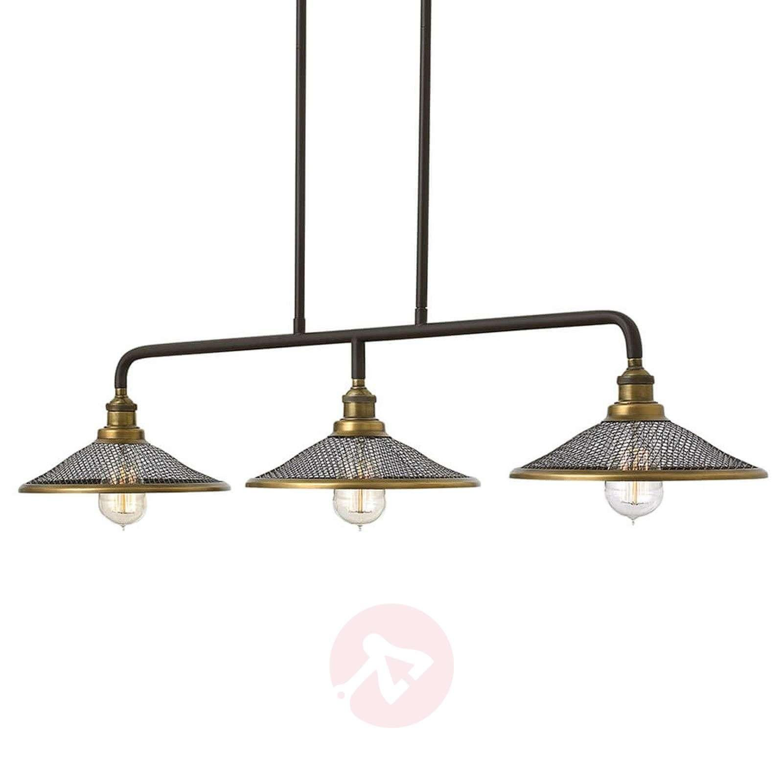 Pendant lamp Rigby, extensive light, three-bulb-3048781-01