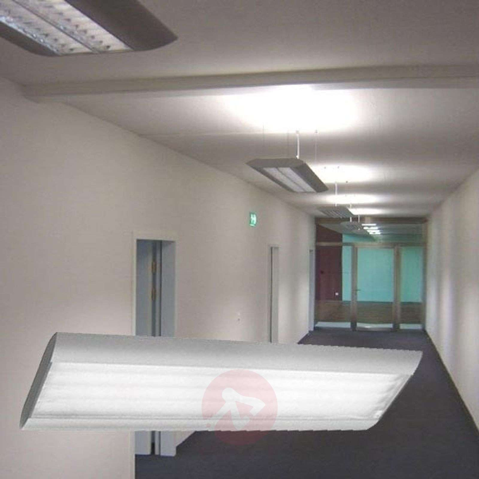 Pendant light 2120 as a single light 2 x 80W prism-1009071-01