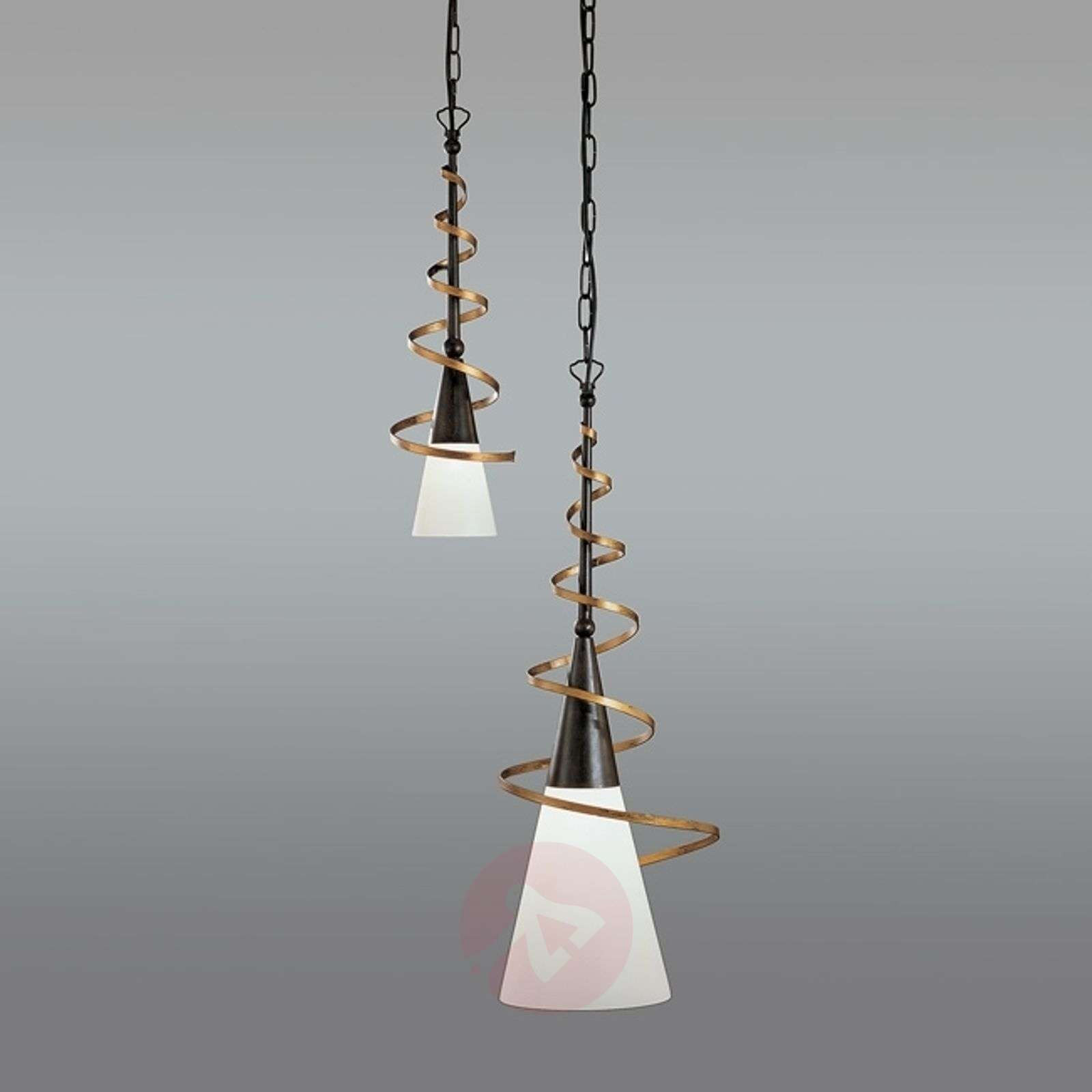 Pendant Light Bonito Antique Rust Lights Ie