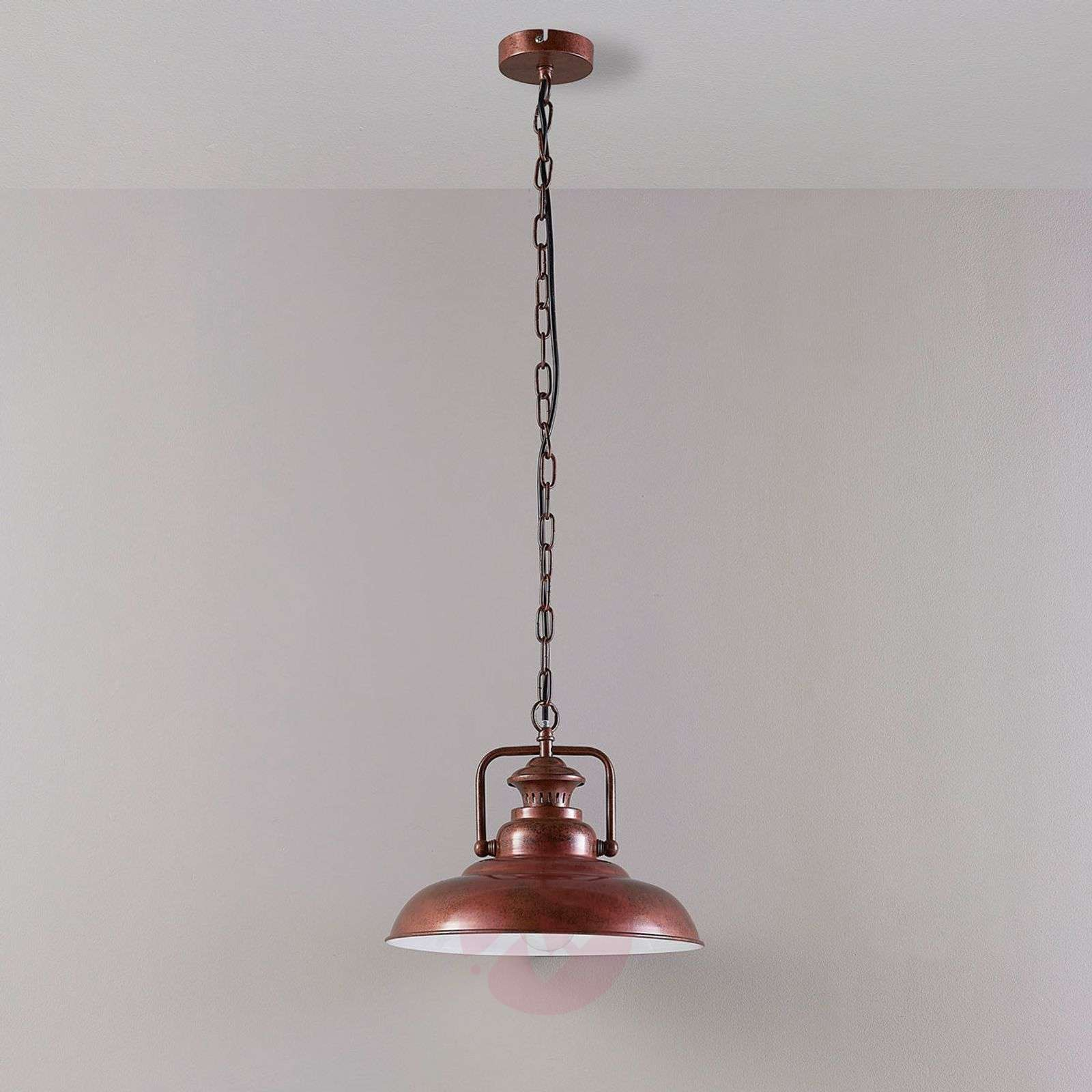 Pendant light Nico in an industrial style-9620887-010