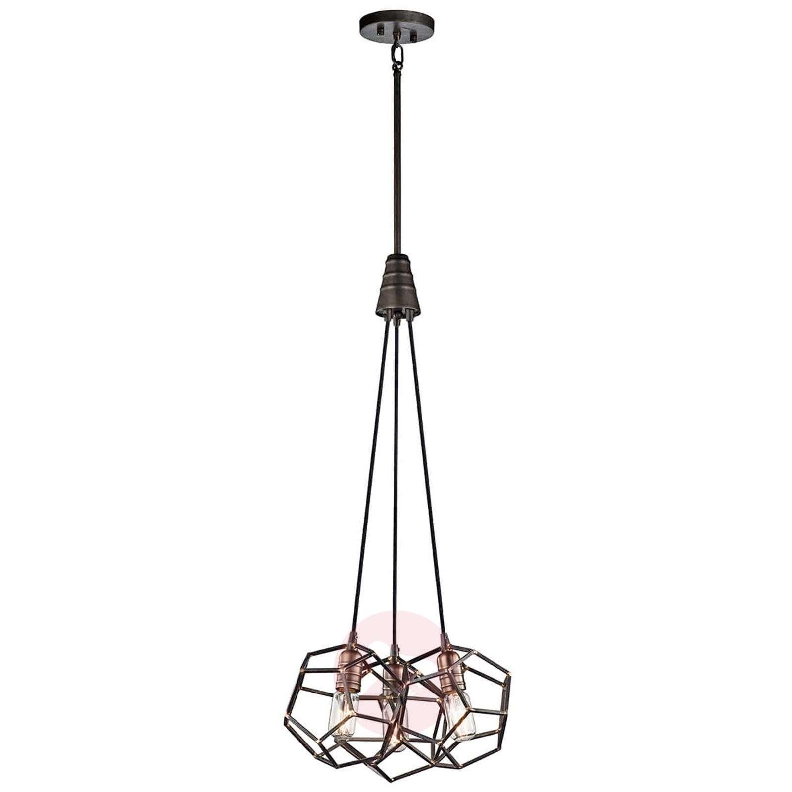 Pendant light Rocklyn three-bulb-3048728-01