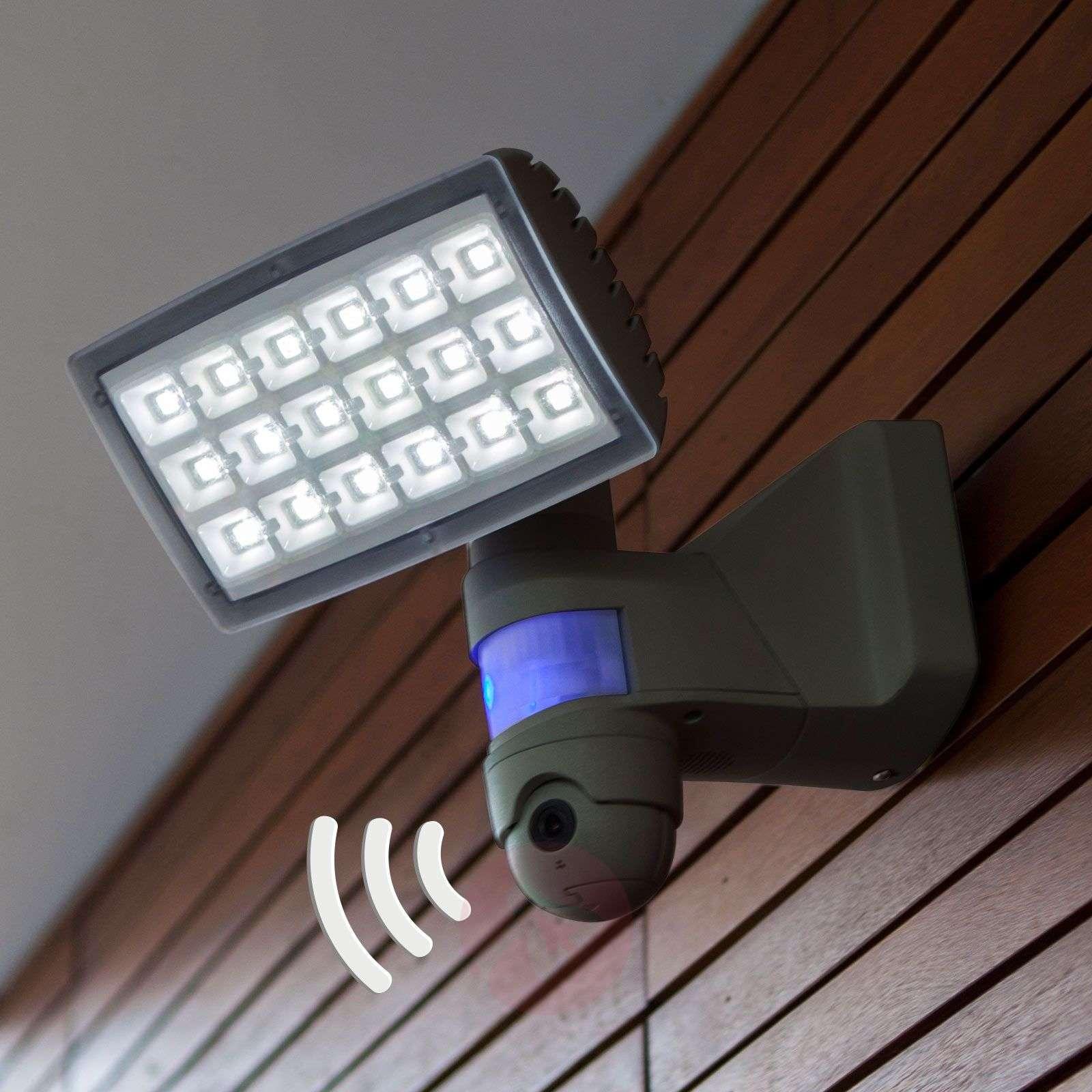 Peri Cam Led Outdoor Spotlight With Camera Sensor 3006508 01