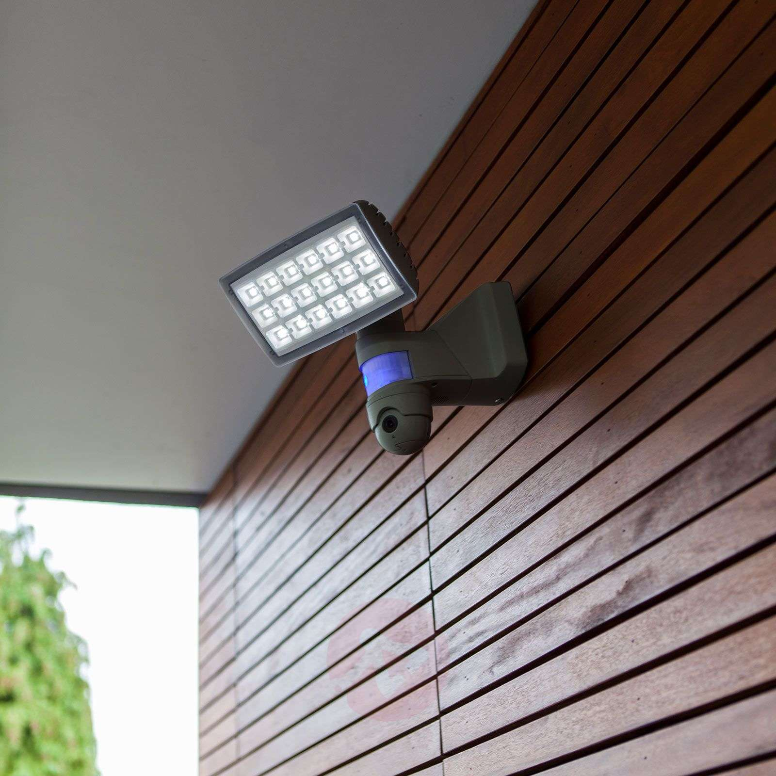 Peri Cam LED outdoor spotlight with camera/sensor-3006508-01