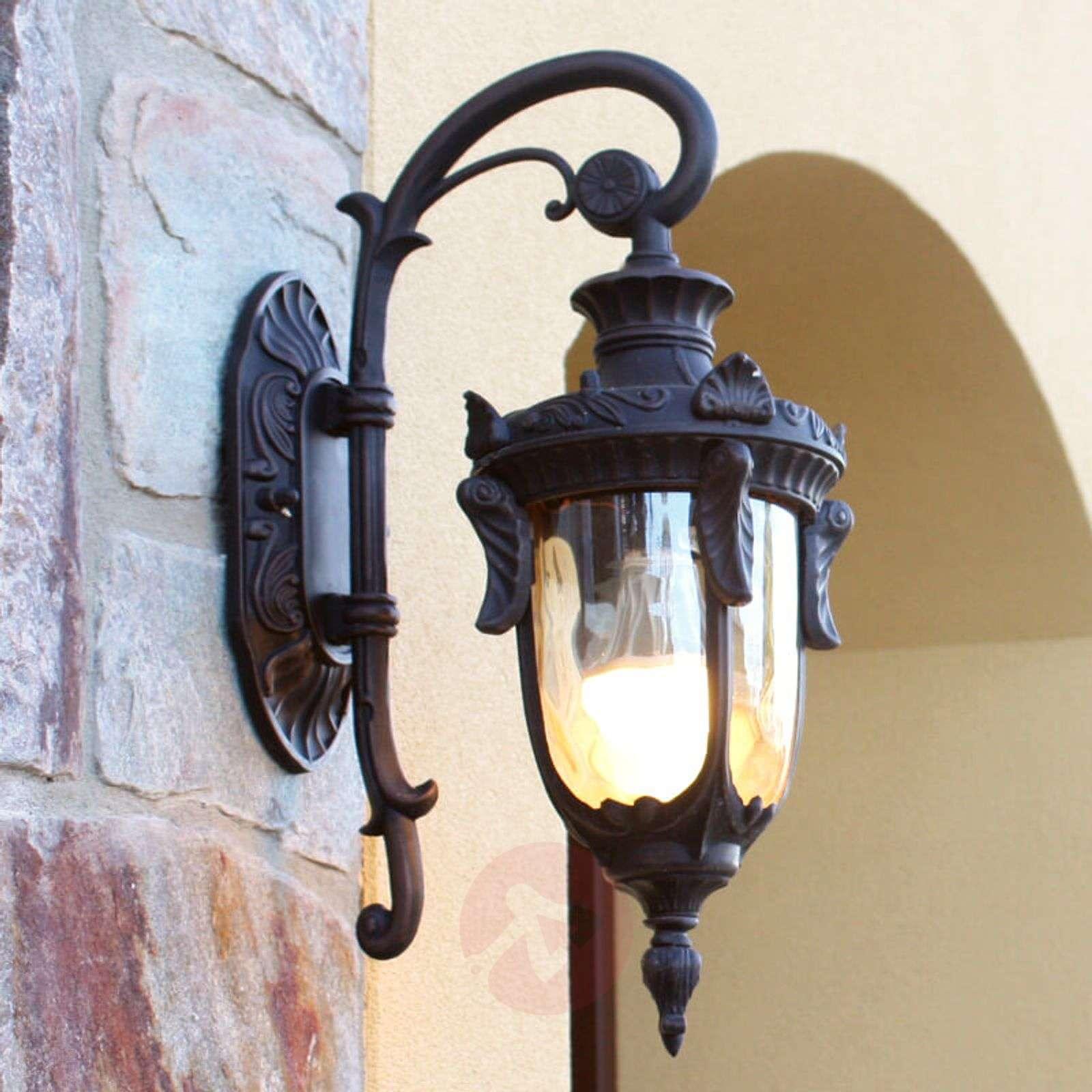 Philadelphia Outside Wall Light-3048179X-01