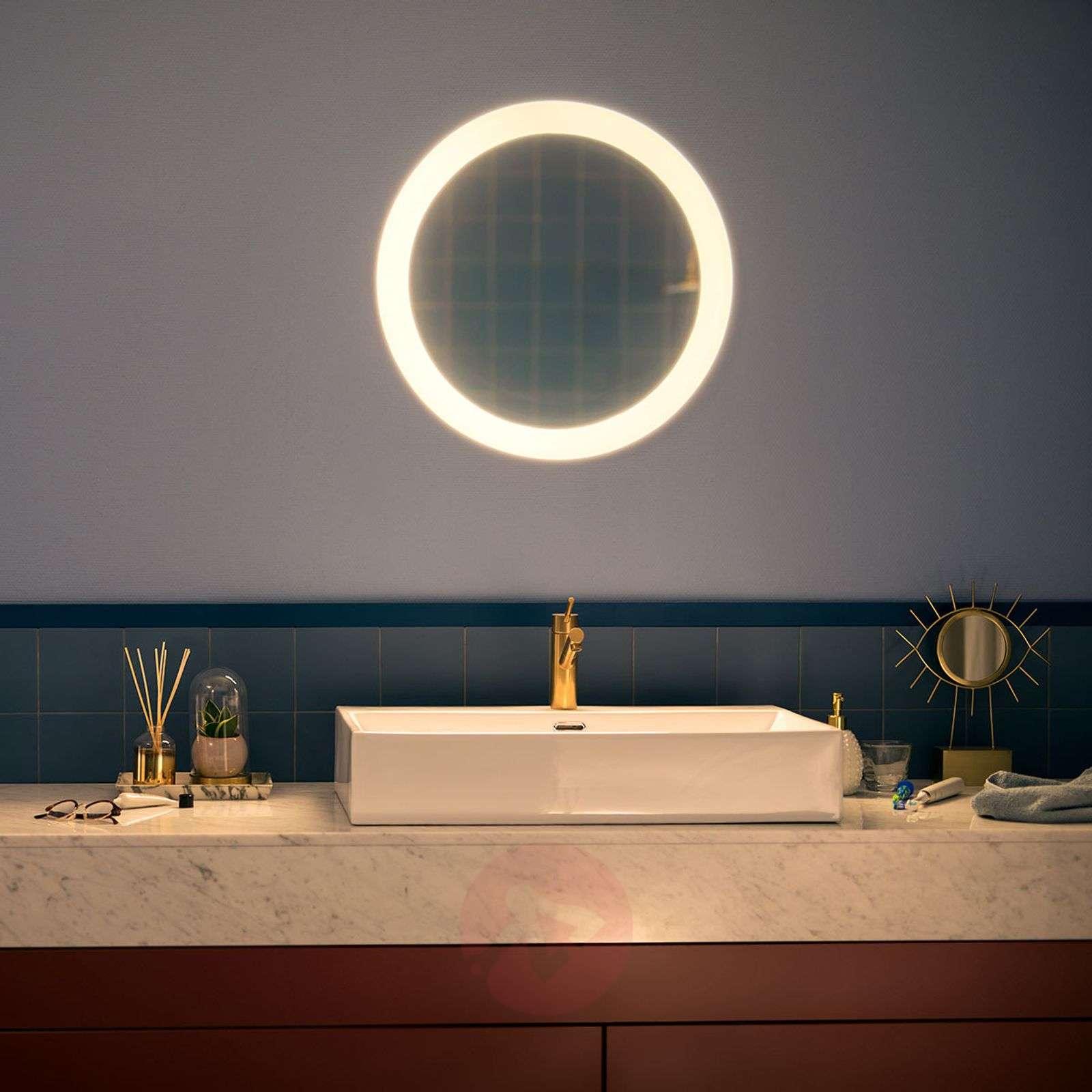 Philips Hue Adore Bathroom Mirror Led Lights Ie