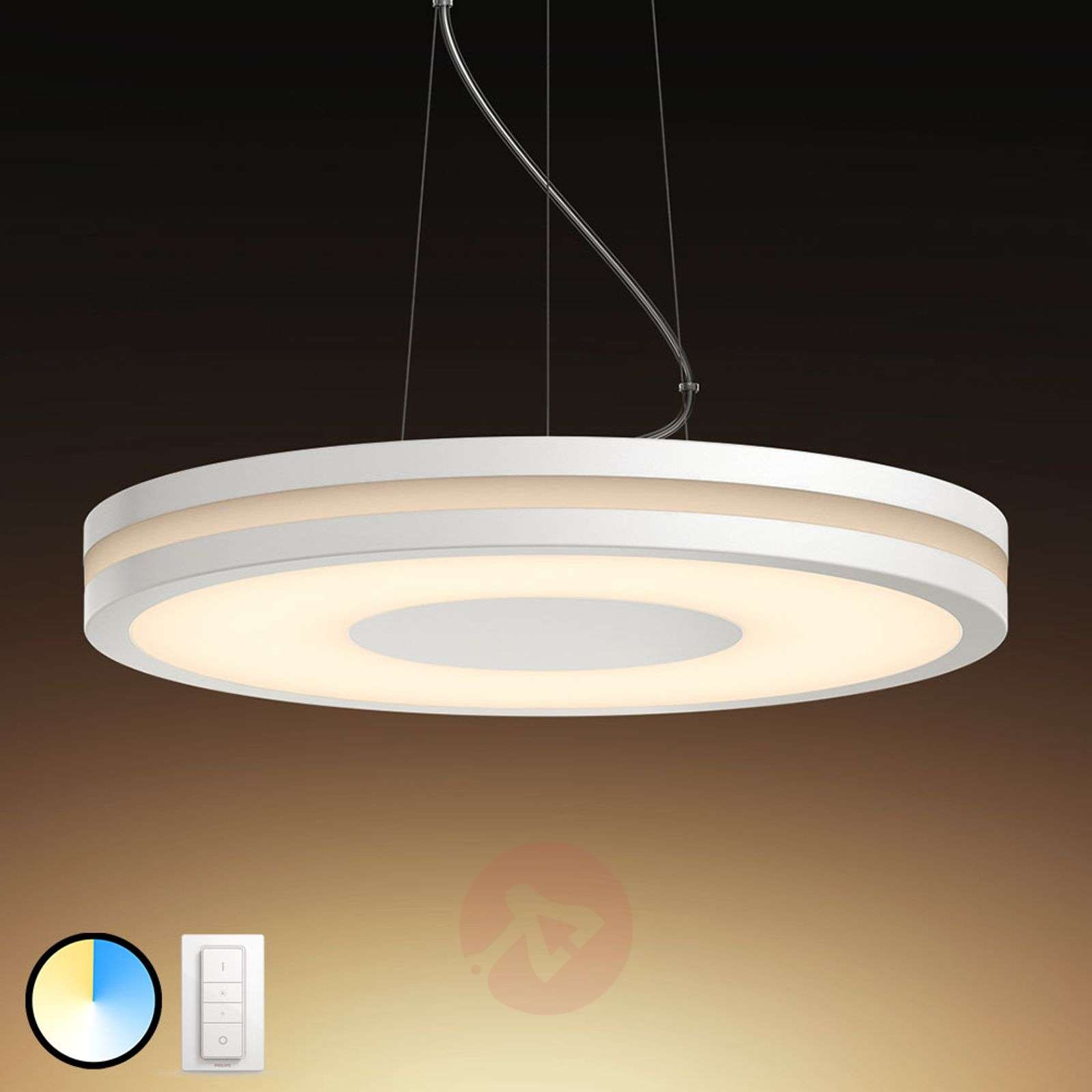 Philips Hue Being Led Hanging Light Dimmer Switch Lights Ie