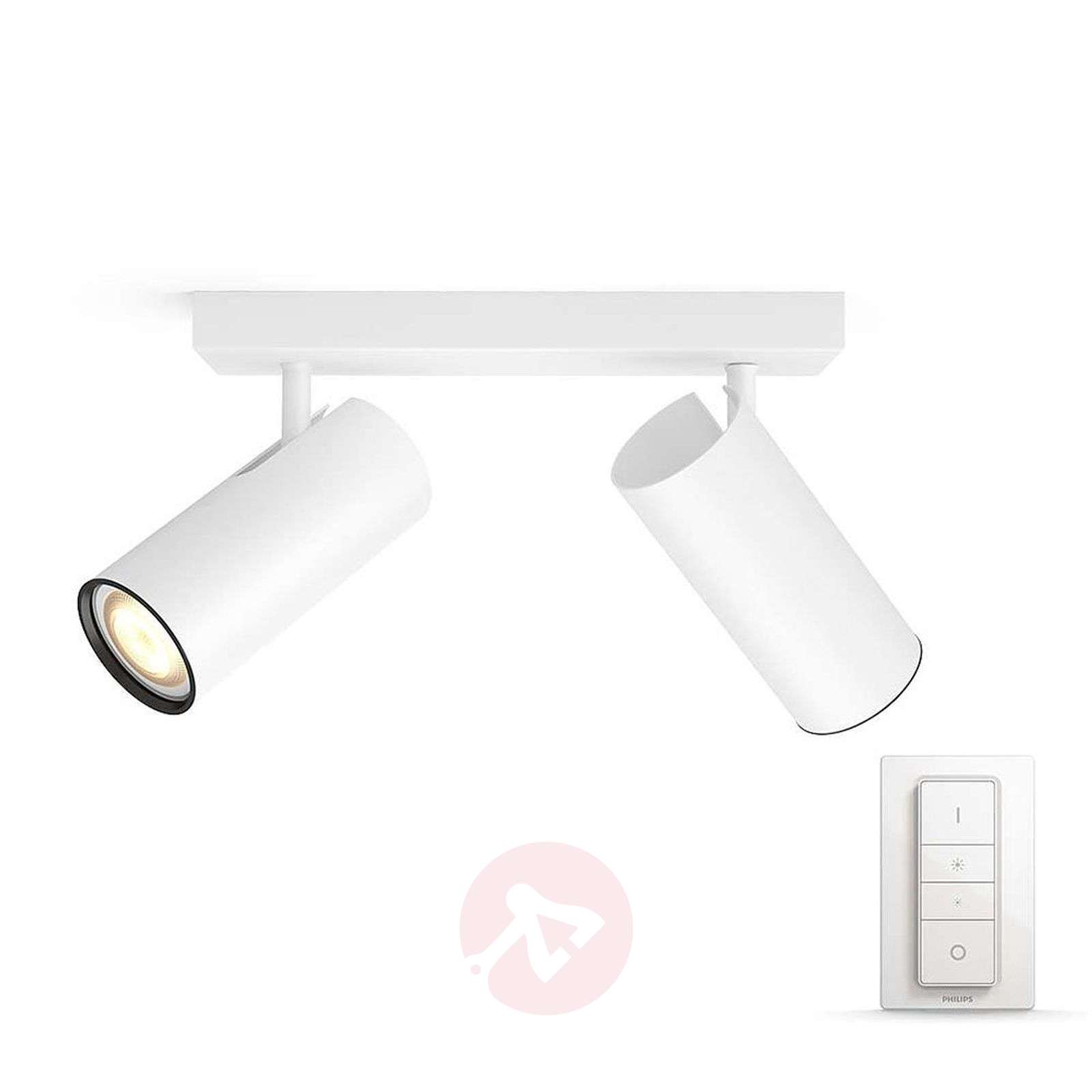 Philips Hue Buratto LED spotlight White Ambiance-7532042-01