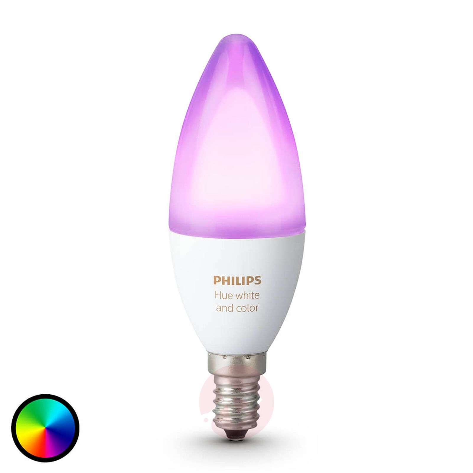 Philips Hue Lampen E14.Philips Hue Candle Bulb White Ambiance E14 6w Rgbw Lights Ie