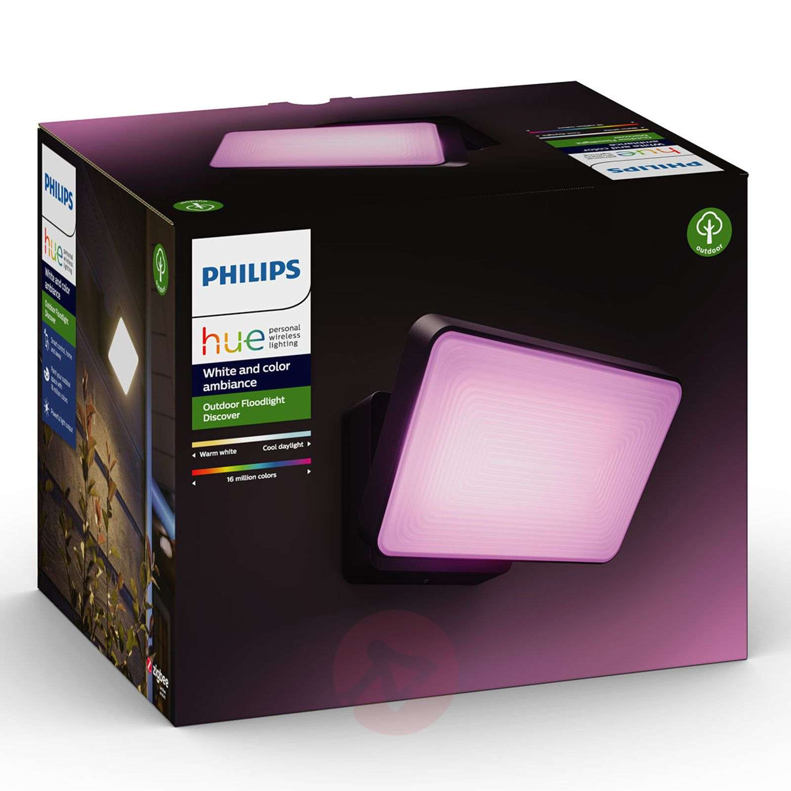 Philips Hue Discover LED outdoor spotlight-7534102-01