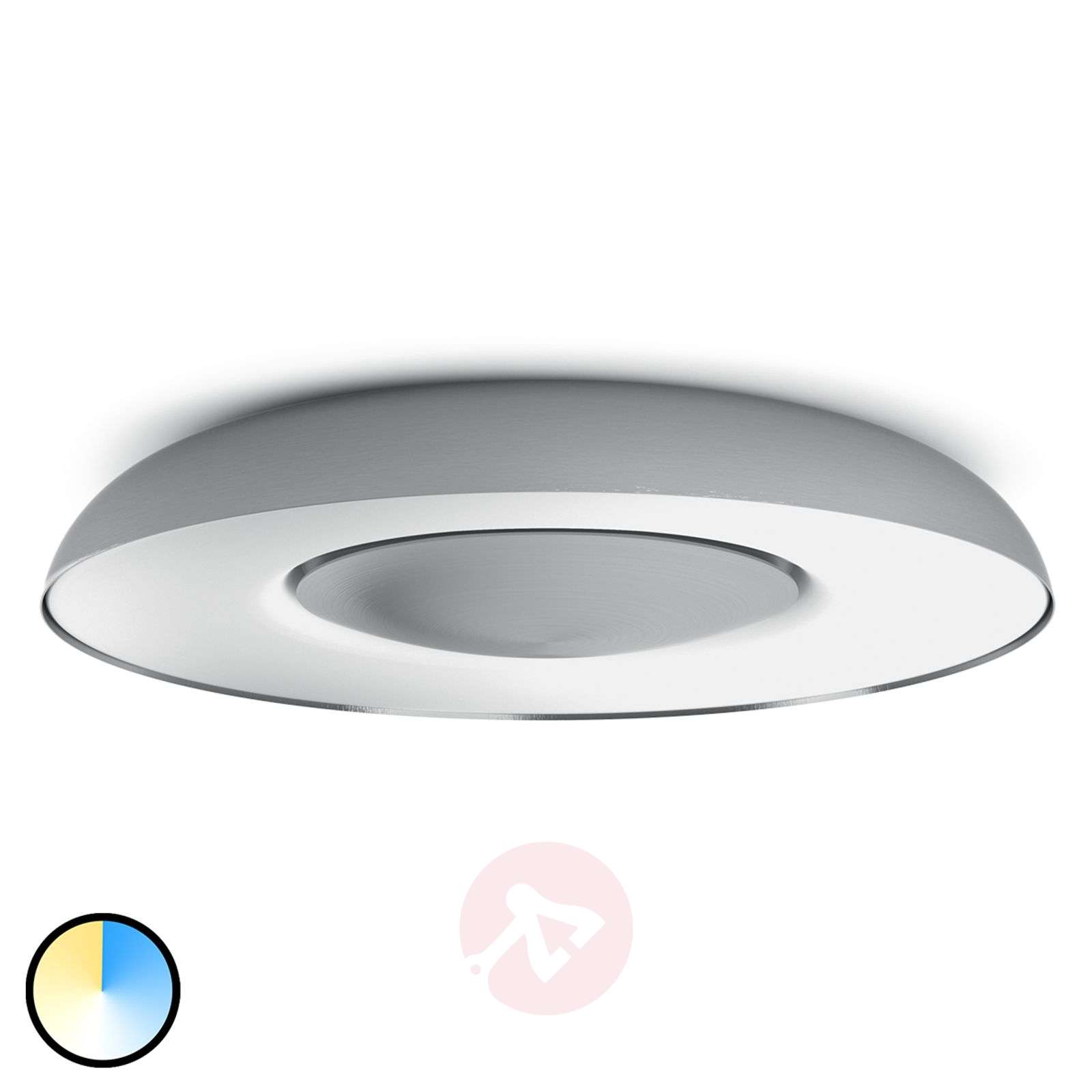 Plafoniera A Led Beign Philips Hue : Philips hue led ceiling light still dimmer switch lights.ie