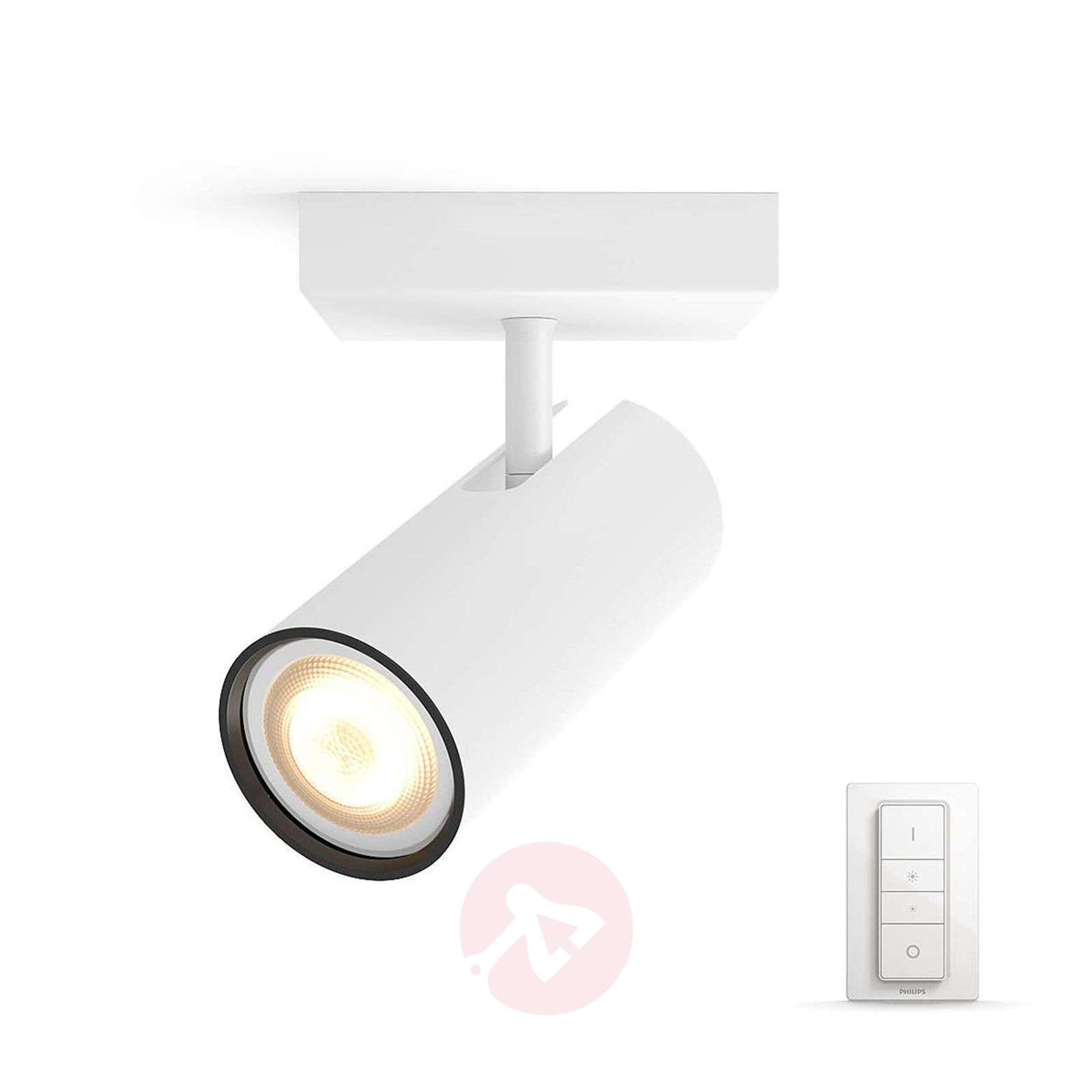 Philips Hue Led Spotlight Buratto Dimmer Switch 7532040 01