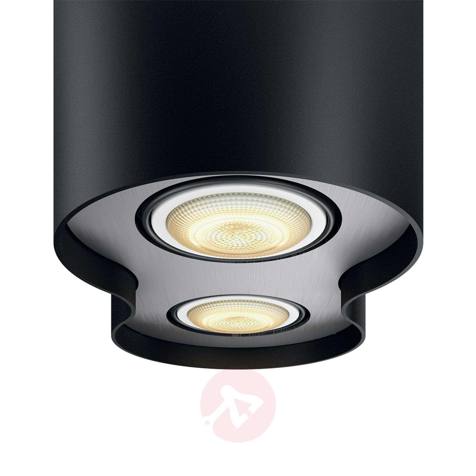 Philips Hue LED spotlight Pillar, 2-bulb,-7531882-01