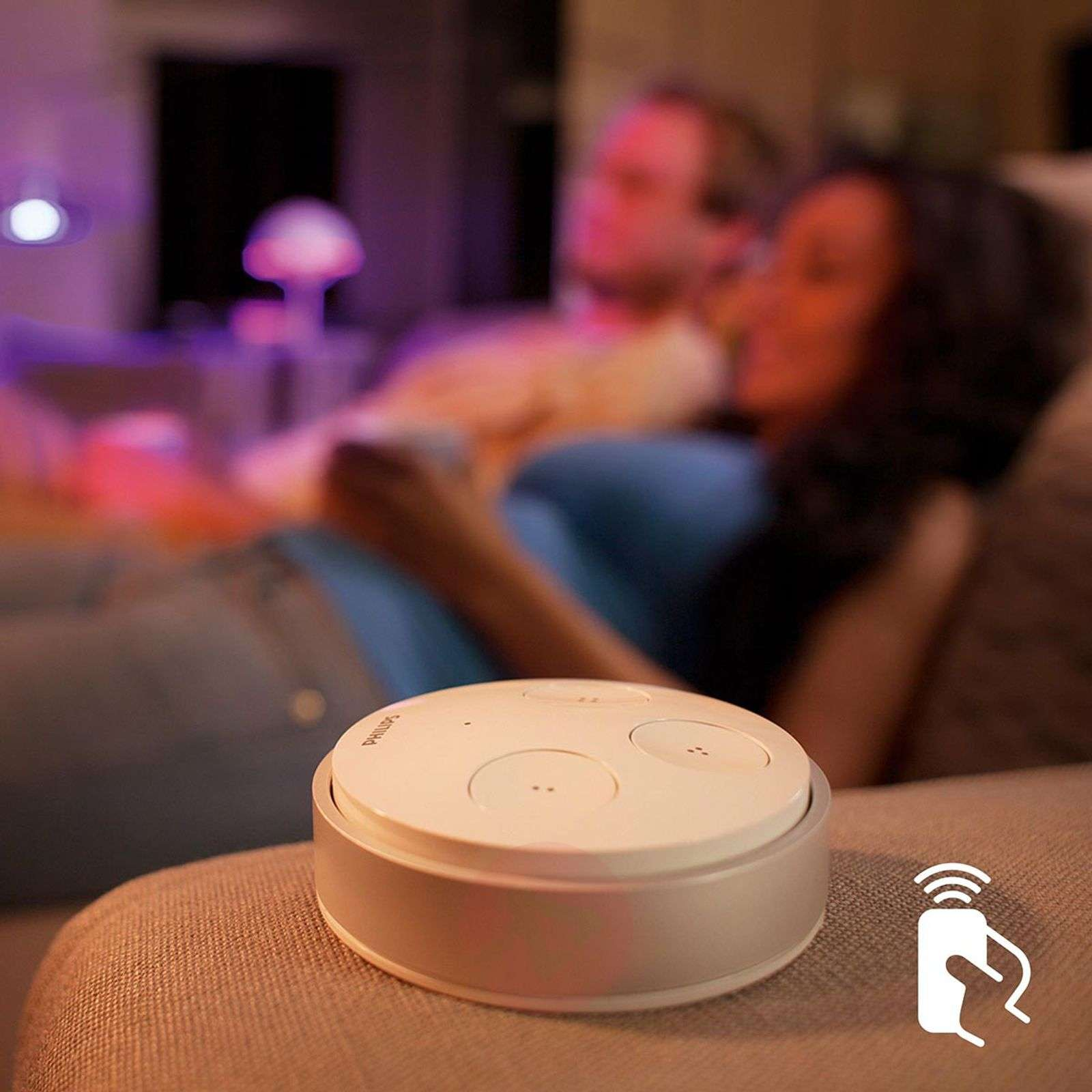 Philips Hue Tap intelligent switch for Hue-7532031-01