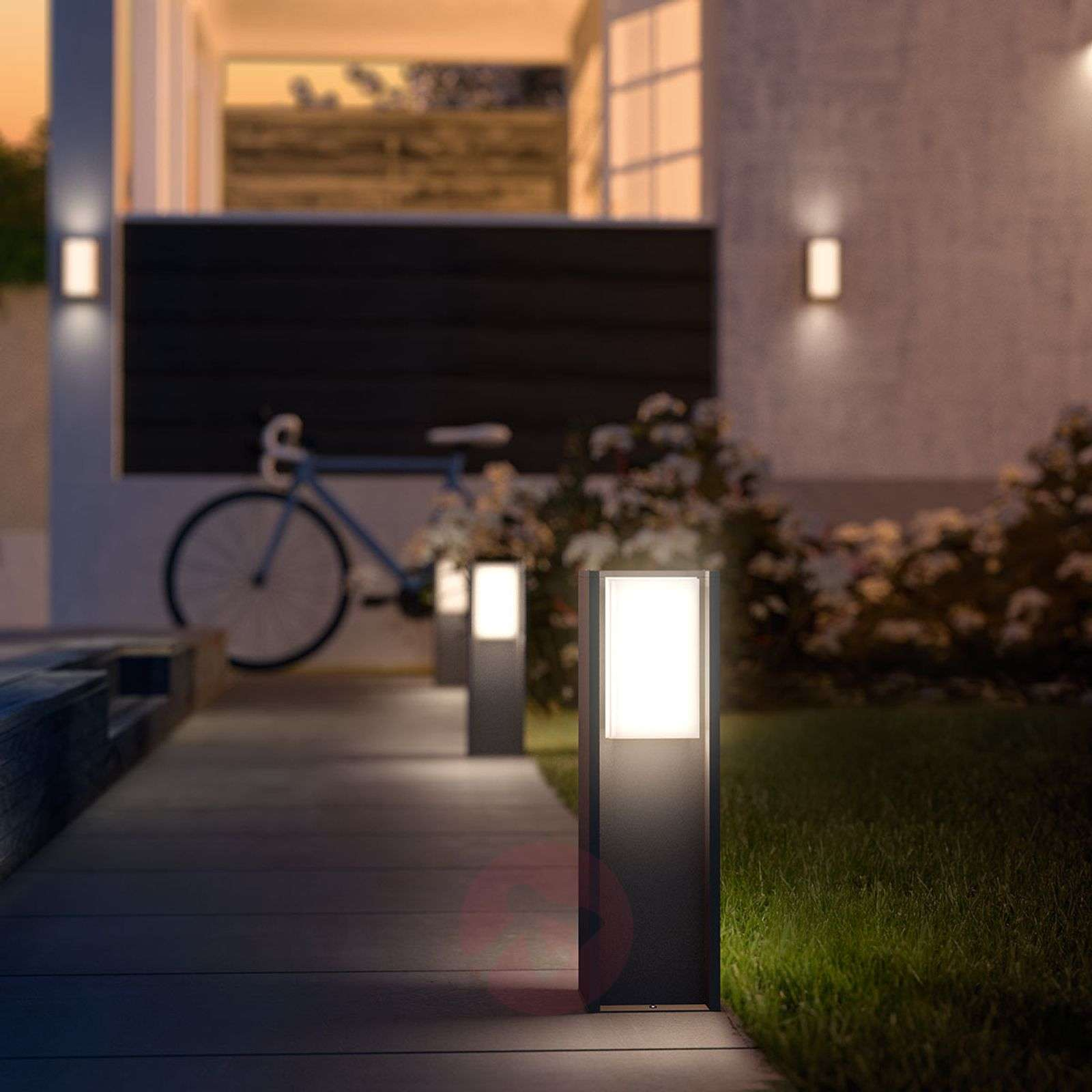 Philips Hue Turaco LED pillar light controllable-7534046-01