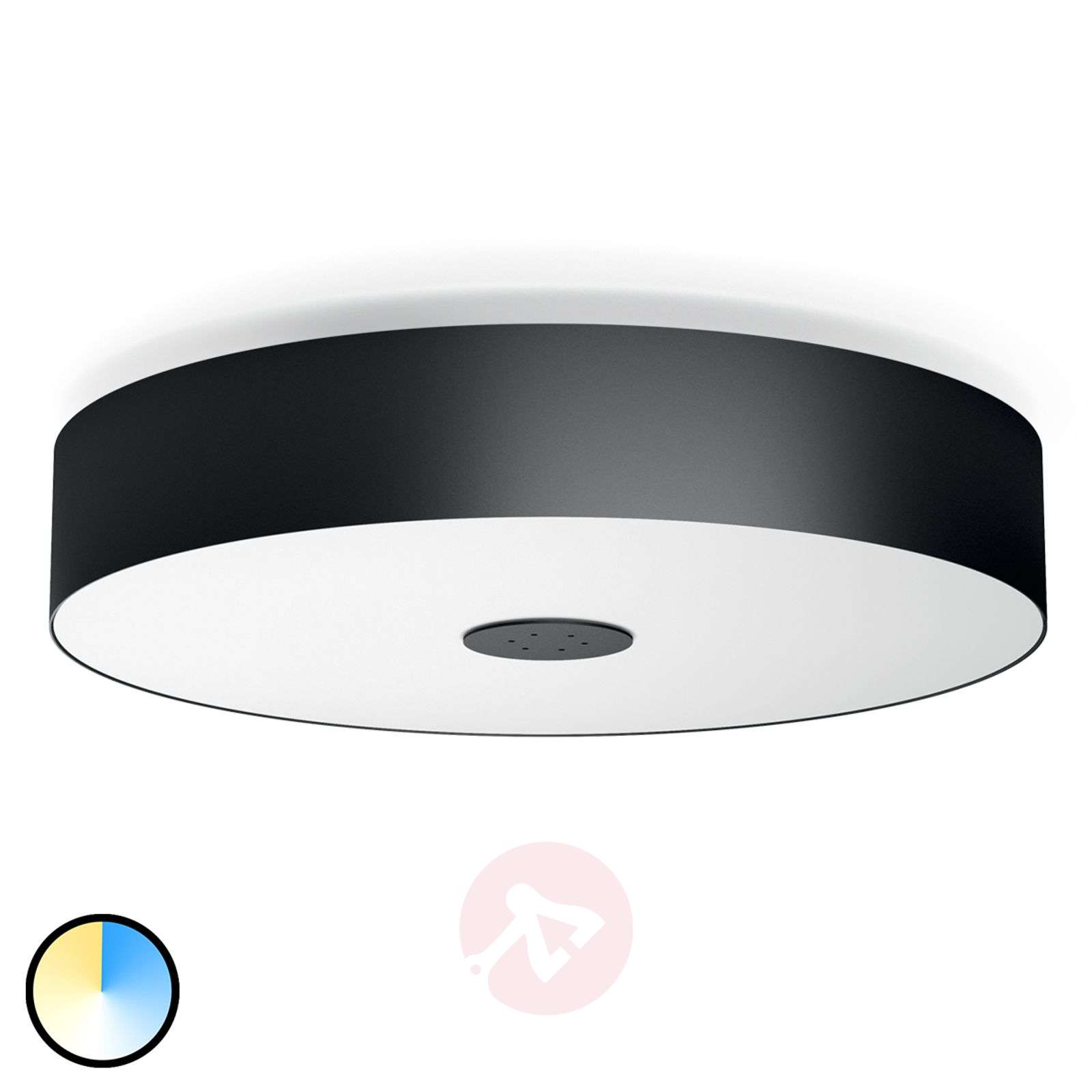 info for 3c6ad ab5f6 Philips Hue White Ambiance Fair, black