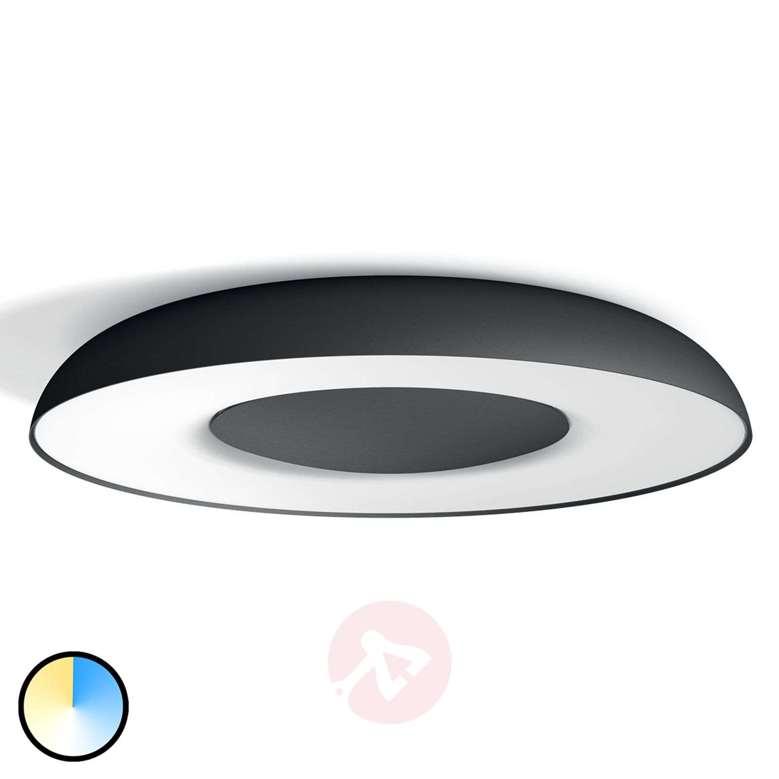 Plafoniera Led Philips.Philips Hue White Ambiance Still Black