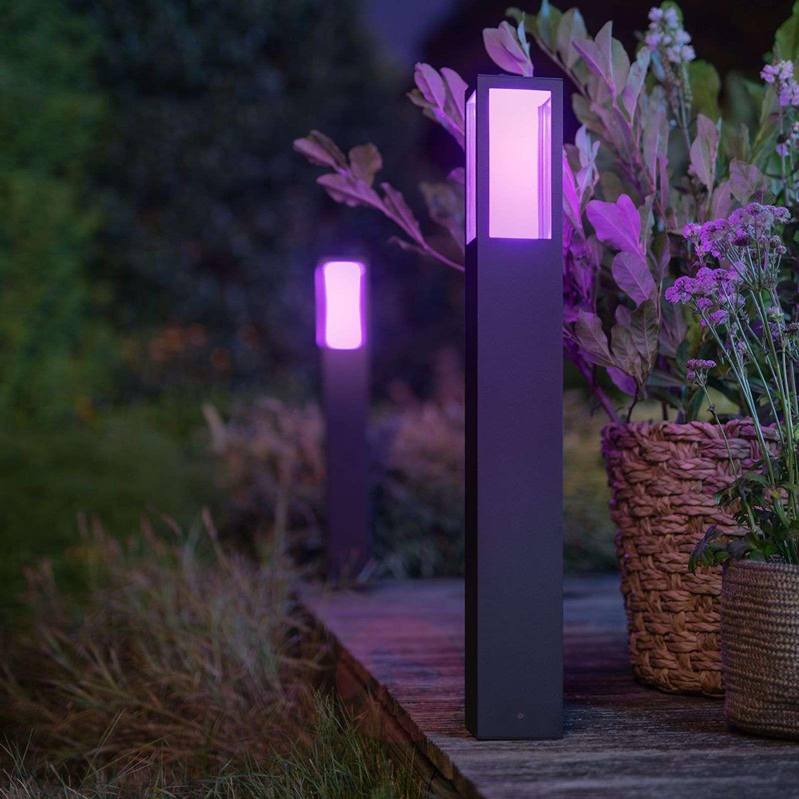 Philips Hue White Color Impress Led Path Light Lights Ie