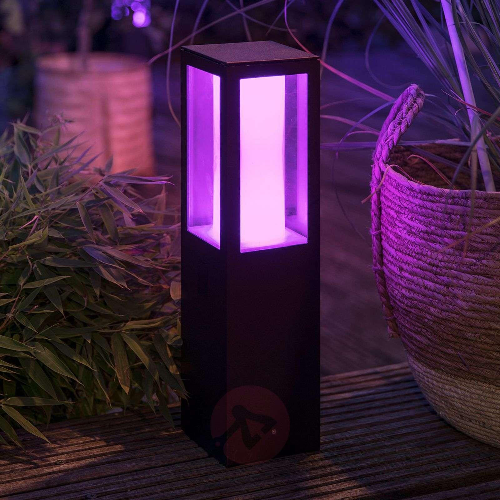 Philips Hue White+Color Impress LED pillar light-7534110-02
