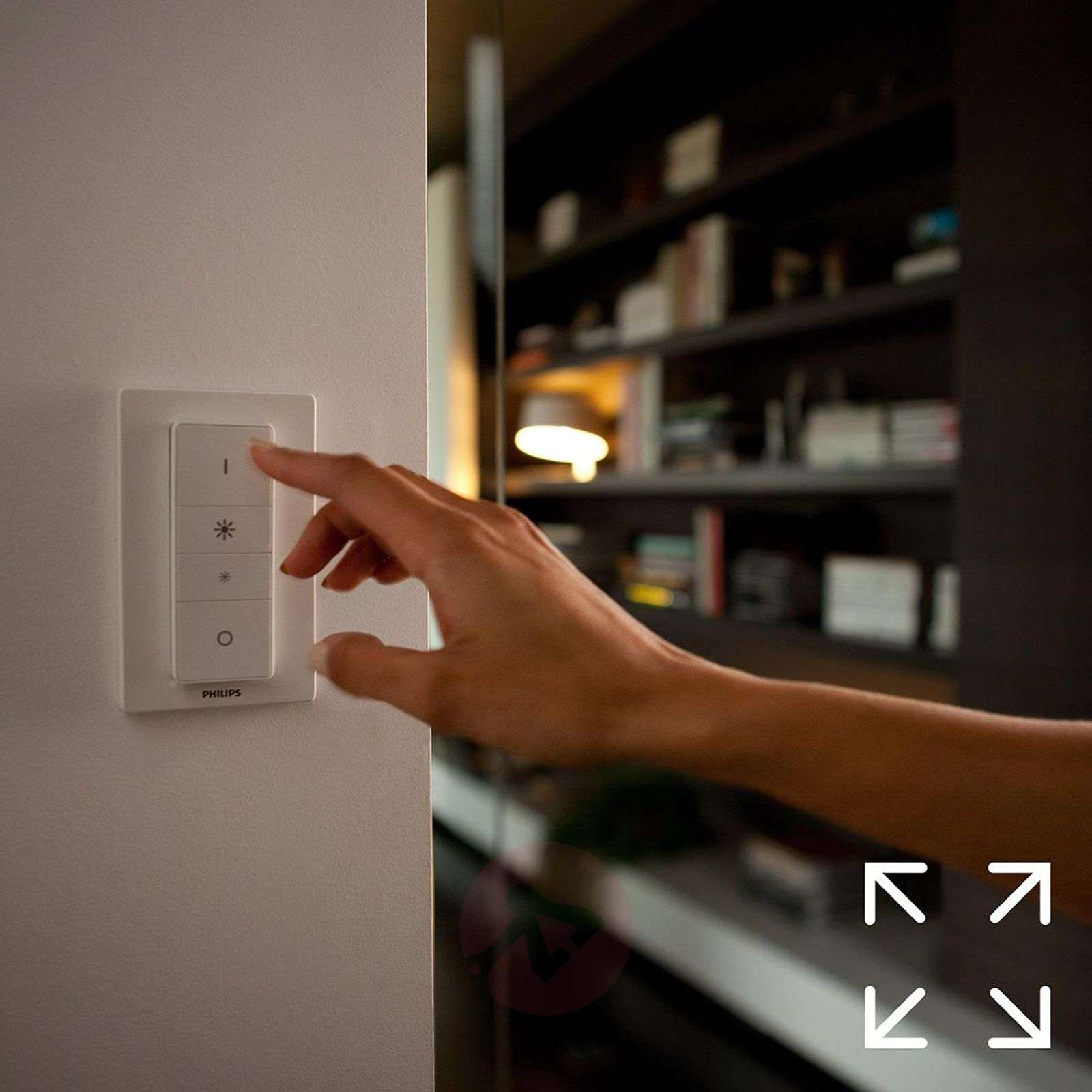 Philips Hue wireless dimmer switch-7532030-01