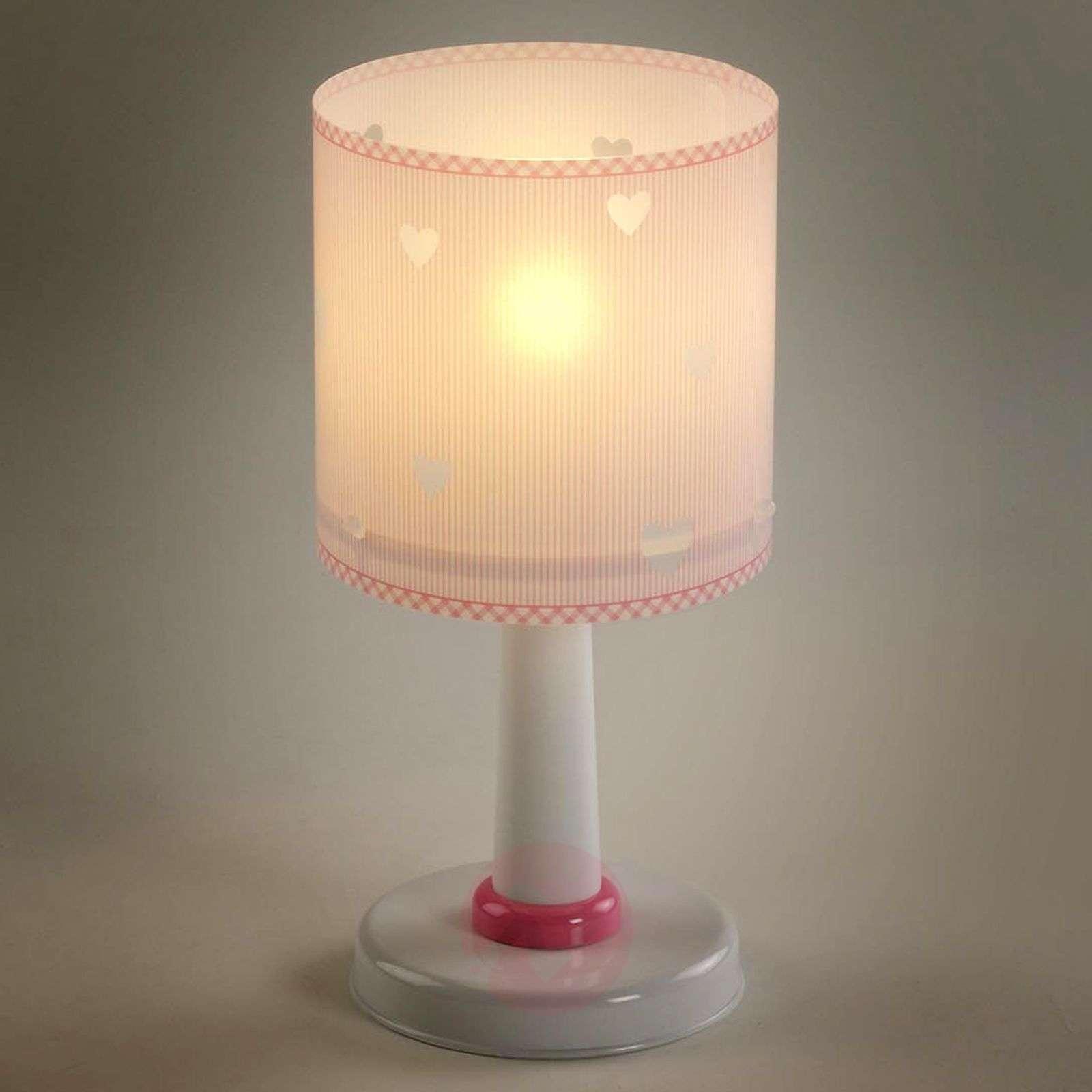 Pink table lamp Sweet Dreams-2507379-01