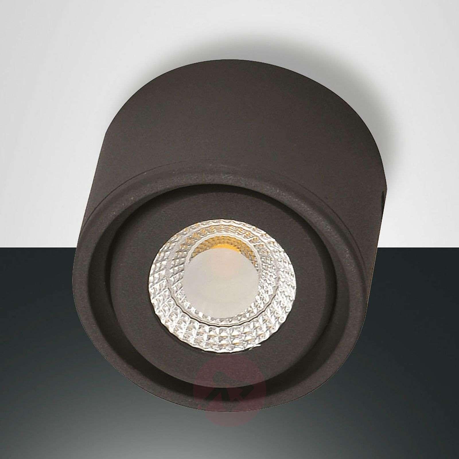 Pivotable head Anzio LED downlight-3502629X-02