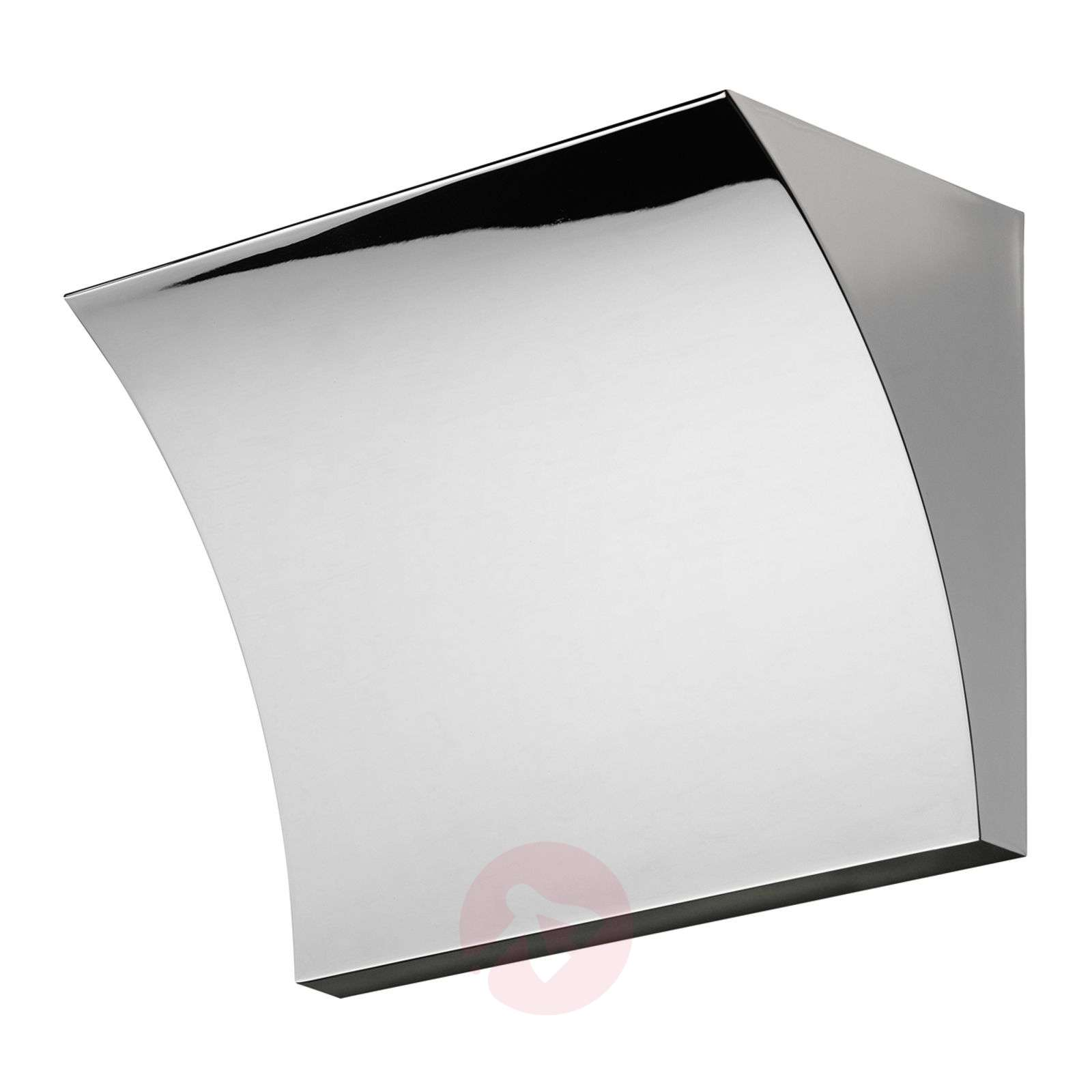 POCHETTE UP DOWN wall light with a chrome look-3510080-02