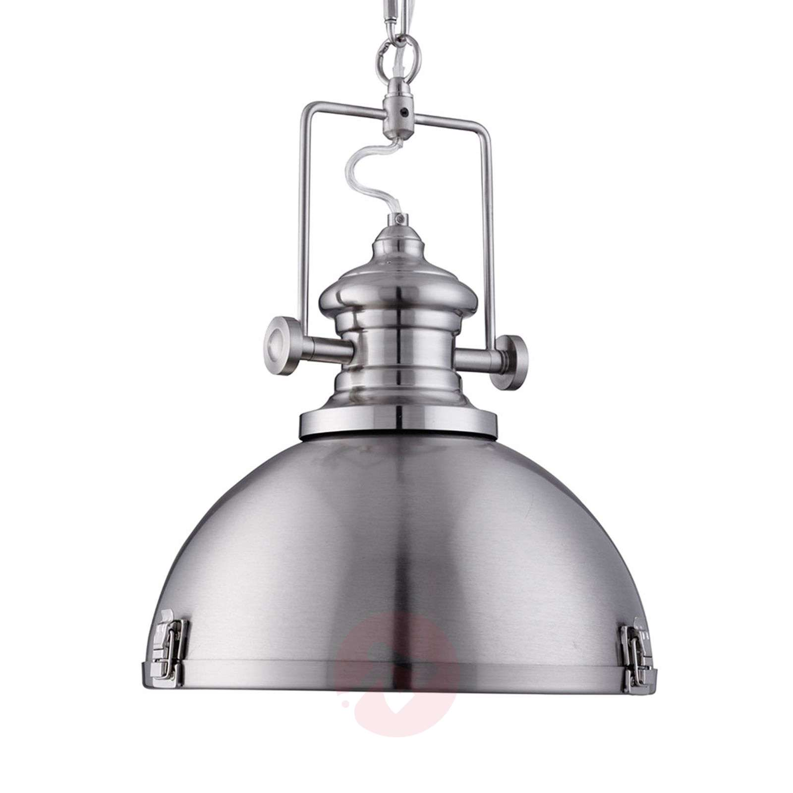 Popular industrial pendant light Silver-8570989-01