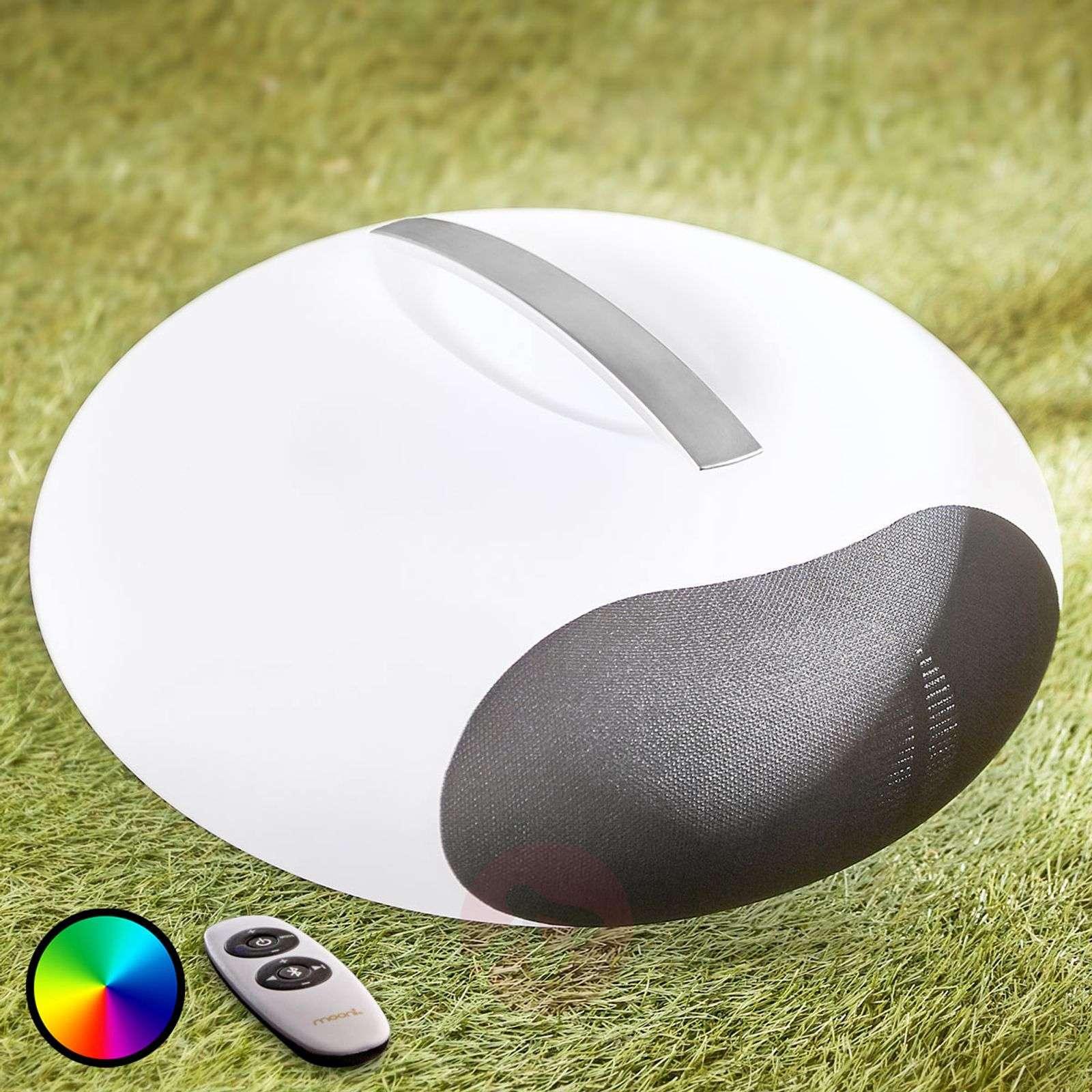 Portable speaker Jupita with RGB LEDs-6729002-01