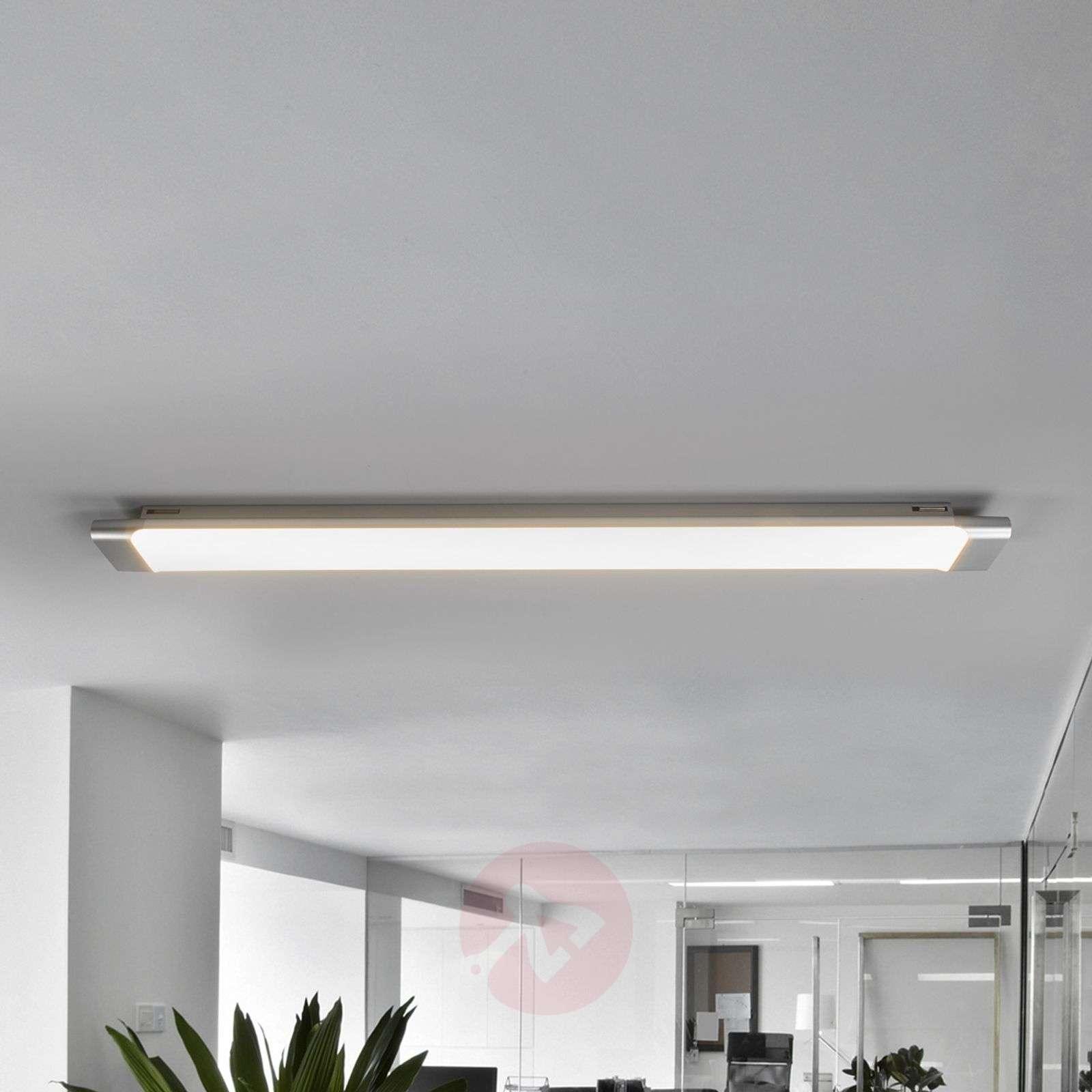 Plafoniere Led Per Garage : Practical led ceiling light vinca cm lights ie