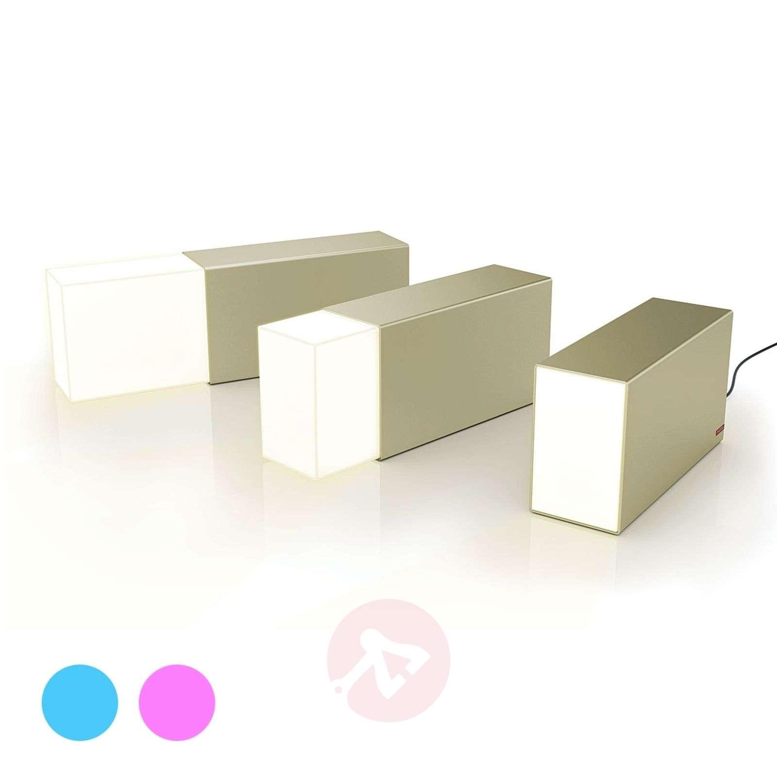 Practical LED table lamp ERASER 260-6537007X-01