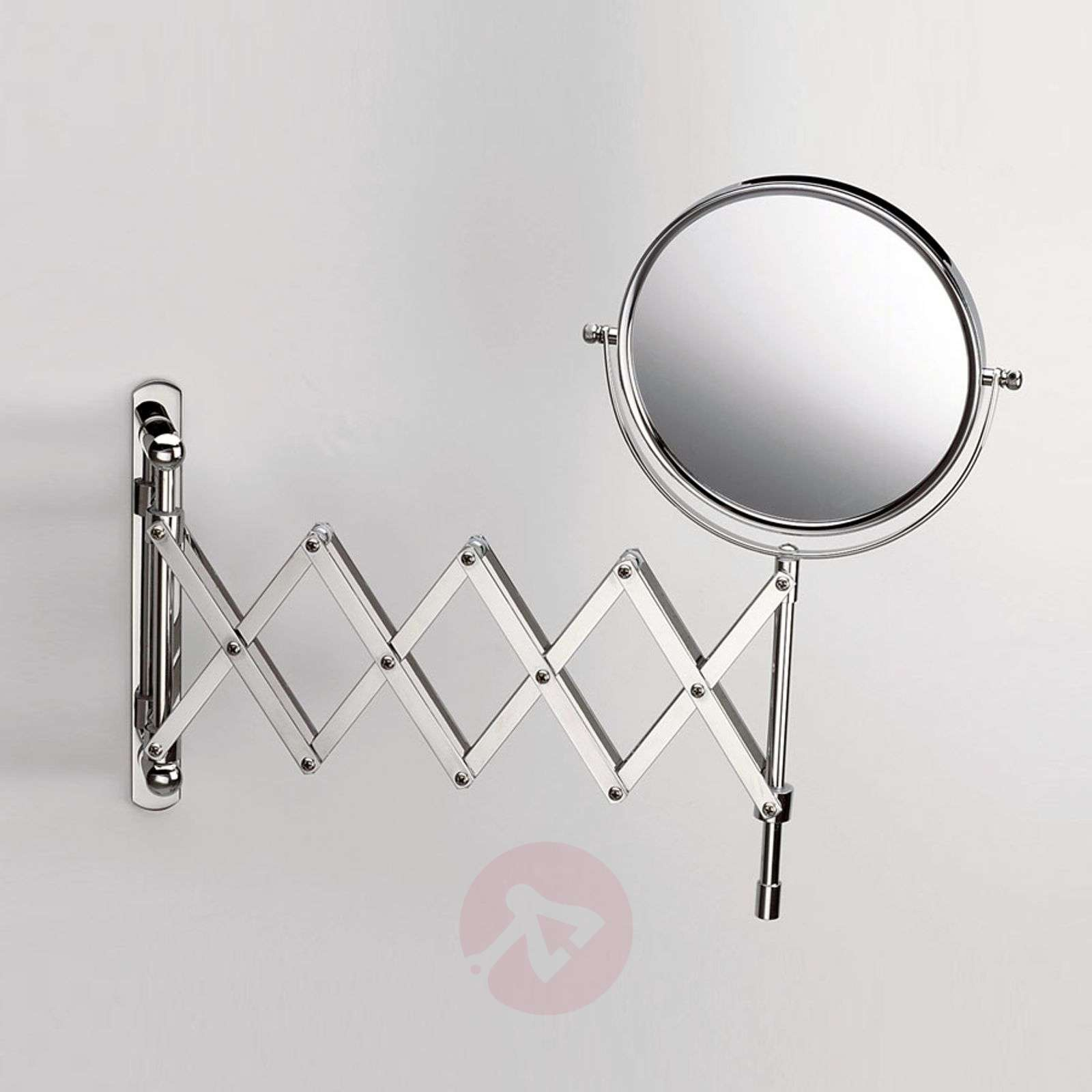 PRICK flexible cosmetic wall mirror, 5x-2504198-01