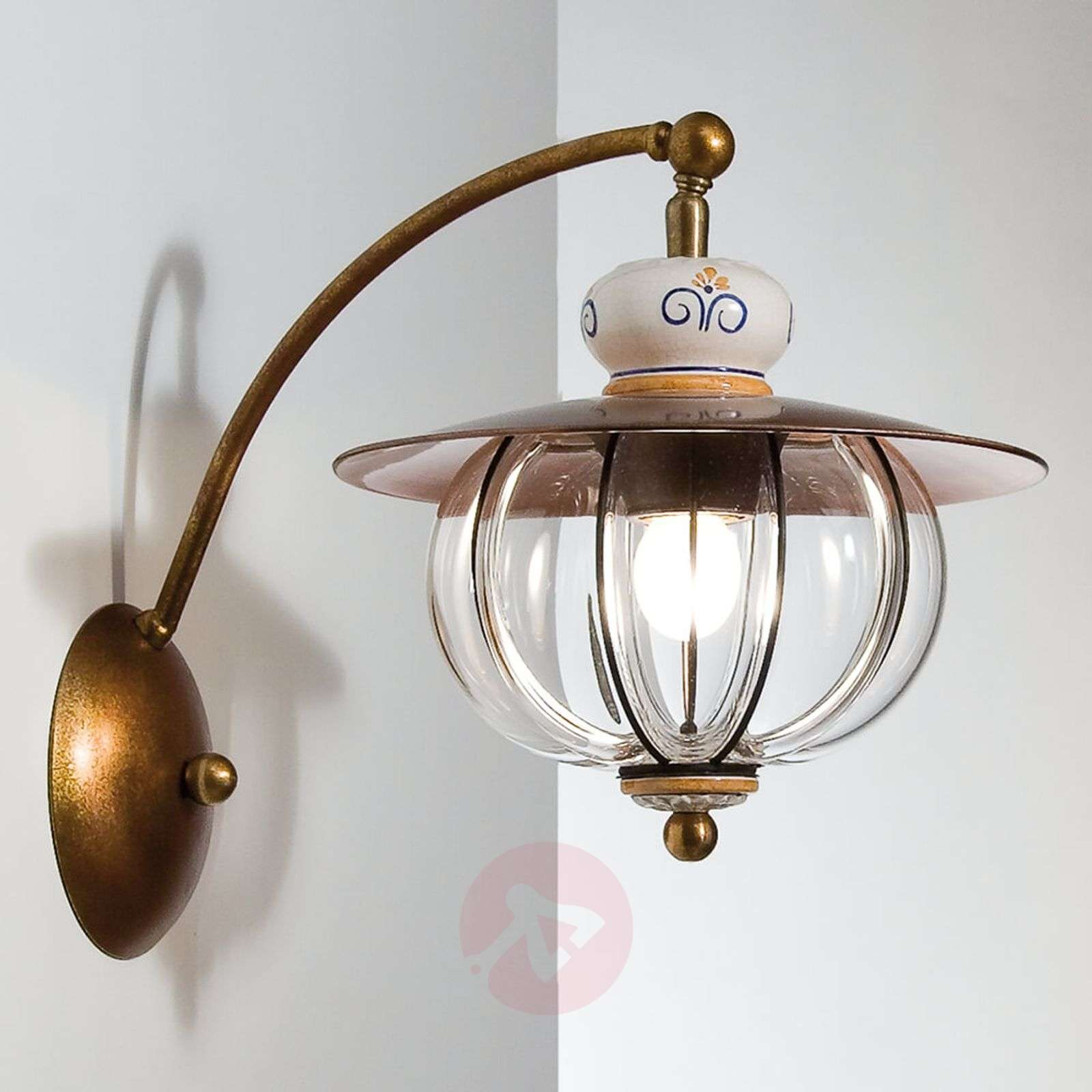 Modern lighting lamps. Kind view of lampata 29
